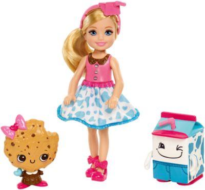 Mattel Кукла Barbie Челси и сладости