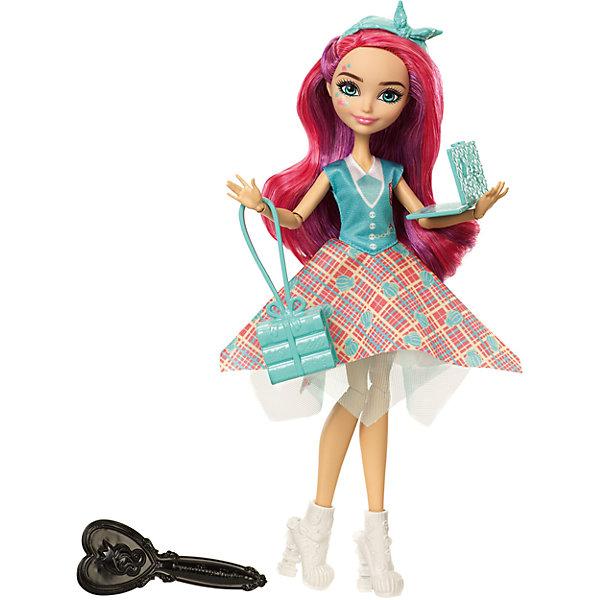 Кукла Ever After High Принцесса-школьница Русалка МишельКуклы<br>Характеристики:<br><br>• тип игрушки: кукла;<br>• возраст: от 6 лет;<br>• размер: 6,5x32,5х15 см;<br>• вес: 219 гр; <br>• комплектация: кукла, аксессуары;<br>• упаковка: картонная коробка блистерного типа;<br>• материал: пластик, текстиль;<br>• бренд:  Mattel.<br><br>Кукла Ever After High Принцесса-школьница Русалка Мишель понравится девочкам от шести лет. Каждая героиня имеет характерные признаки, по которым ее сразу можно узнать, а ее стиль в одежде отображает ее суть. Куклы Ever After High наделены продуманными образами, где не оставлена без внимания ни одна деталь.<br><br>Волшебные принцессы готовы взяться за учебу и повеселиться от души в потрясающих нарядах с роскошными деталями, отражающими их личность. Чтобы дополнить образ, выбери для каждой аксессуары: орону/ободок, сумку в виде стопки книг, расческу и ноутбук. Можно собрать всю серию кукол-школьниц и разыгрывать увлекательные сюжеты.<br><br>Куклу Ever After High «Принцесса-школьница» Русалка Мишель можно купить в нашем интернет-магазине.<br>Ширина мм: 325; Глубина мм: 65; Высота мм: 205; Вес г: 310; Возраст от месяцев: 72; Возраст до месяцев: 2147483647; Пол: Женский; Возраст: Детский; SKU: 7014678;