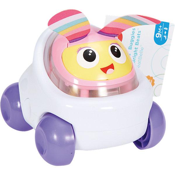 Мини-машинка Fisher-Price Бибо и БибельИнтерактивные игрушки для малышей<br>Характеристики товара:<br><br>• возраст: от 9 месяцев;<br>• комплект: 1 машинка;<br>• наличие батареек: входят в комплект;<br>• тип батареек: 2 x AAA / LR6 1.5V (пальчиковые);<br>• материал: пластик, металл;<br>• паковка: картонная коробка открытого типа;<br>• размер машинки: 10х8 см;<br>• страна обладатель бренда: США.<br><br>Яркая интерактивная мини-машинка Бибель подарит мальчикам и девочкам много позитивных эмоций. Очаровательный внешний вид и оригинальный дизайн привлекут внимание детей. К тому игрушка способна издавать различные звуки и производить световые эффекты. <br><br>Мини-машинка выполнена из качественной пластмассы и не имеет острых углов, поэтому она безопасна для малышей. <br><br>Мини-машинку Fisher-Price Бибель можно купить в нашем интернет-магазине.<br><br>Ширина мм: 110<br>Глубина мм: 90<br>Высота мм: 105<br>Вес г: 181<br>Возраст от месяцев: 9<br>Возраст до месяцев: 2147483647<br>Пол: Унисекс<br>Возраст: Детский<br>SKU: 7014708