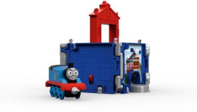 Mattel Переносной набор Томас и его друзья Куб Томас в спасательном центре,