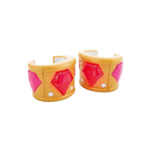 Браслет Fisher-Price Шиммер и Шайн Загадай желаниеДругие наборы<br>Характеристики товара:<br><br>• возраст: от 3 лет;<br>• наличие батареек: входят в комплект;<br>• тип батареек: 6хAG13 (LR 44);<br>• материал: пластик, металл;<br>• размер упаковки: 7х20х23 см;<br>• упаковка: блистер на картоне;<br>• страна обладатель бренда: США.<br><br>Яркий привлекательный браслет Загадай желание обязательно понравится девочке. Он переливается, словно золотой, и украшен крупными камнями, внутри которых девочка найдет небольшой сюрприз - изображения волшебниц Шиммер и Шайн.<br><br>Волшебный браслет может исполнять самые заветные желания! Для этого малышке нужно всего лишь нажать на магические камни, которые тут же засияют ослепительным розовым светом, начнут произносить заклинания и издавать характерные звуки. Украшение выполнено из пластика и оснащено световыми диодами.<br><br>Браслет Fisher-Price Шиммер и Шайн Загадай желание можно купить в нашем интернет-магазине.<br>Ширина мм: 230; Глубина мм: 65; Высота мм: 205; Вес г: 367; Возраст от месяцев: 36; Возраст до месяцев: 2147483647; Пол: Женский; Возраст: Детский; SKU: 7014809;