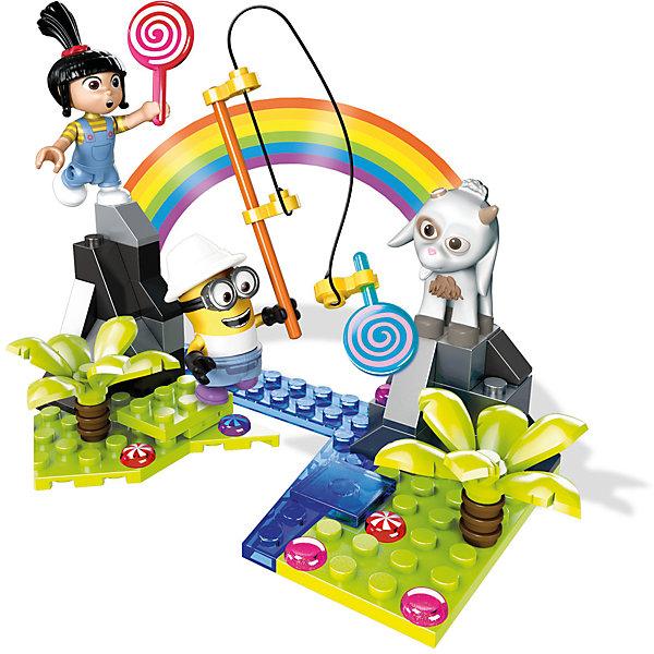 Набор базовых фигурок персонажей - людей MEGA CONSTRUX Гадкий ЯПластмассовые конструкторы<br>Характеристики:<br><br>• тип игрушки: игровой набор;<br>• возраст: от 5 лет;<br>• размер: 23x4,5х15 см;<br>• вес: 226 гр; <br>• материал: пластик;<br>• бренд:  Mattel.<br><br>Набор базовых фигурок персонажей - людей MEGA CONSTRUX «Гадкий Я» представляет вниманию ребенка милого миньона с аксессуарами. В набор входят игрушечный самолет, мишка, кегля и шар для боулинга, сборные фигурки Агнес, единорога Пушистика и миньона, сборная фигурка миньона, который может обмениваться одеждой, очками и даже руками и ногами с другими. <br><br>Одежду и аксессуары миньонов можно менять и комбинировать, подбирая персонажу образ на свой вкус. Кубики совместимы с наборами конструкторов других брендов. Соединяй набор с другими конструкторами «Гадкий Я 3».<br><br>Набор базовых фигурок персонажей - людей MEGA CONSTRUX «Гадкий Я» можно купить в нашем интернет-магазине.<br>Ширина мм: 230; Глубина мм: 45; Высота мм: 150; Вес г: 226; Возраст от месяцев: 60; Возраст до месяцев: 2147483647; Пол: Унисекс; Возраст: Детский; SKU: 7014824;