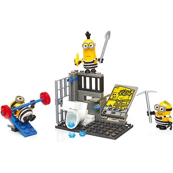 Купить Маленький игровой набор MEGA CONSTRUX Гадкий Я, Mattel, Китай, Унисекс