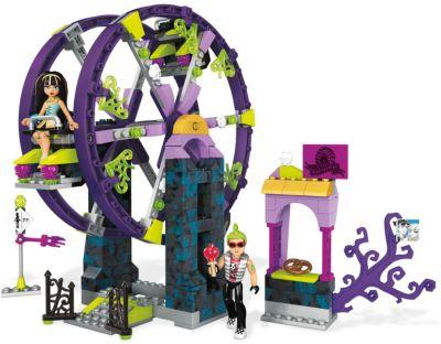 Mattel Набор MEGA CONSTRUX Monster High Школьный карнавал