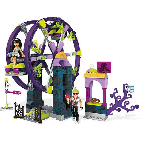 Набор MEGA CONSTRUX Monster High Школьный карнавалПластмассовые конструкторы<br>Характеристики товара:<br><br>• возраст: от 8 лет;<br>• материал: пластик;<br>• размер упаковки: 26X32,5X6 см;<br>• страна бренда: США;<br>• страна изготовоитель: Китай.<br><br>Прокатись на жутко классном колесе обозрения! Все чудовища и монстры — приготовьтесь! Будет страшно здорово! <br><br>Школьную дискотеку отменили, и Клео с Дьюсом устраивают ярмарку, чтобы заработать денег и поднять всем настроение! Построй жуткое колесо обозрения и прокатись на нем. <br><br>Потом сделай фото веселой парочки для альбома монстров — это будет лучшее воспоминание о школе монстров! Всем будет страшно весело!<br><br>Набор MEGA CONSTRUX Monster High Школьный карнавал можно купить в нашем интернет-магазине.<br><br>Ширина мм: 260<br>Глубина мм: 60<br>Высота мм: 325<br>Вес г: 680<br>Возраст от месяцев: 96<br>Возраст до месяцев: 2147483647<br>Пол: Мужской<br>Возраст: Детский<br>SKU: 7014878