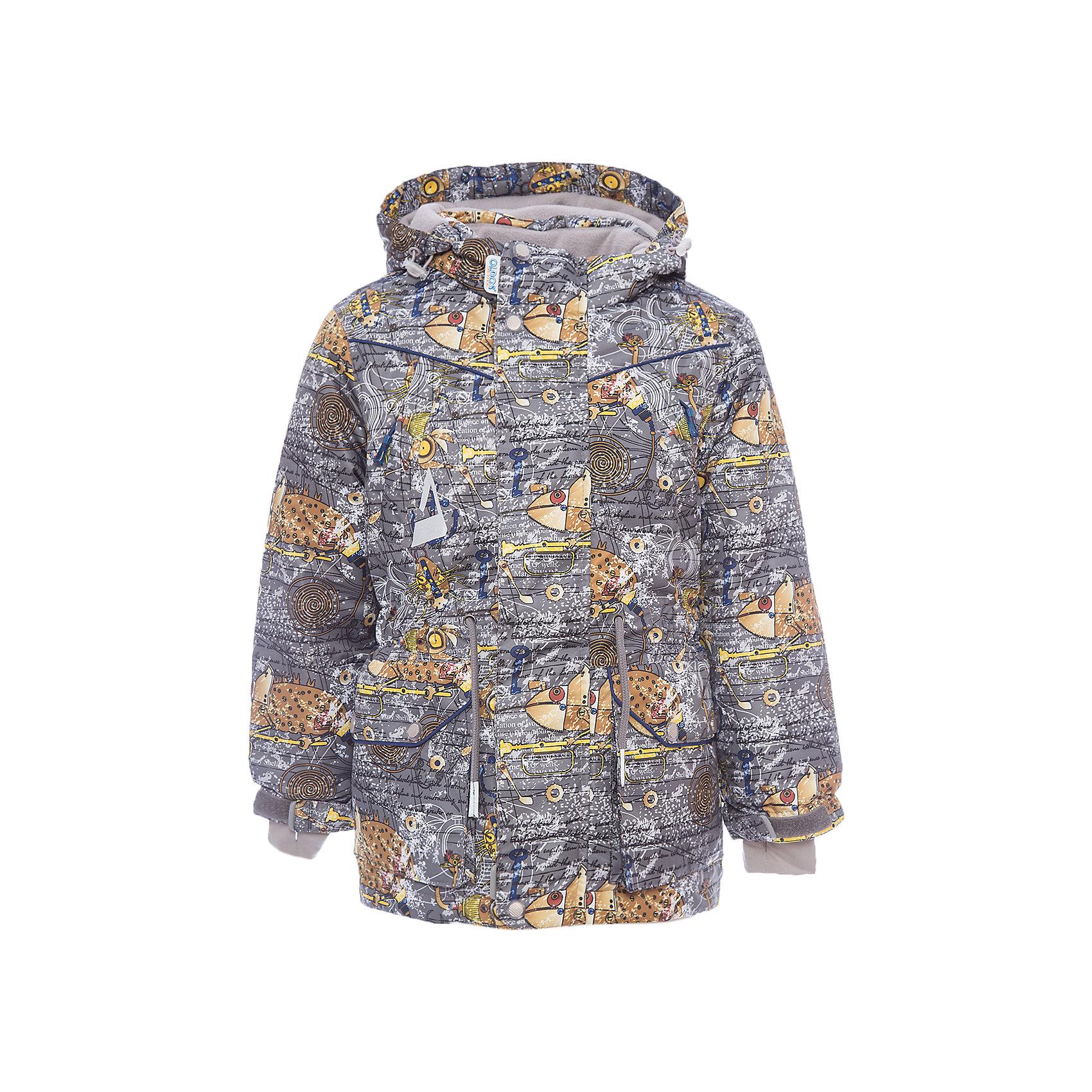 Куртка Эдгар OLDOS для мальчикаВерхняя одежда<br>Характеристики товара:<br><br>• цвет: серый<br>• состав ткани: полиэстер, Teflon<br>• подкладка: флис<br>• утеплитель: Hollofan pro<br>• сезон: зима<br>• мембранное покрытие<br>• температурный режим: от -30 до +5<br>• водонепроницаемость: 5000 мм <br>• паропроницаемость: 5000 г/м2<br>• плотность утеплителя: 200 г/м2<br>• застежка: молния<br>• капюшон: без меха, съемный<br>• страна бренда: Россия<br>• страна изготовитель: Россия<br><br>Легкая зимняя куртка выделяется стильным дизайном. Теплая куртка для мальчика дополнена элементами, помогающими подогнать её размер под ребенка. Детская зимняя куртка создана с применением мембранной технологии, она рассчитана на очень холодную погоду. <br><br>Куртку Эдгар Oldos (Олдос) для мальчика можно купить в нашем интернет-магазине.<br><br>Ширина мм: 356<br>Глубина мм: 10<br>Высота мм: 245<br>Вес г: 519<br>Цвет: серый<br>Возраст от месяцев: 84<br>Возраст до месяцев: 96<br>Пол: Мужской<br>Возраст: Детский<br>Размер: 128,98,104,110,116,122<br>SKU: 7015619