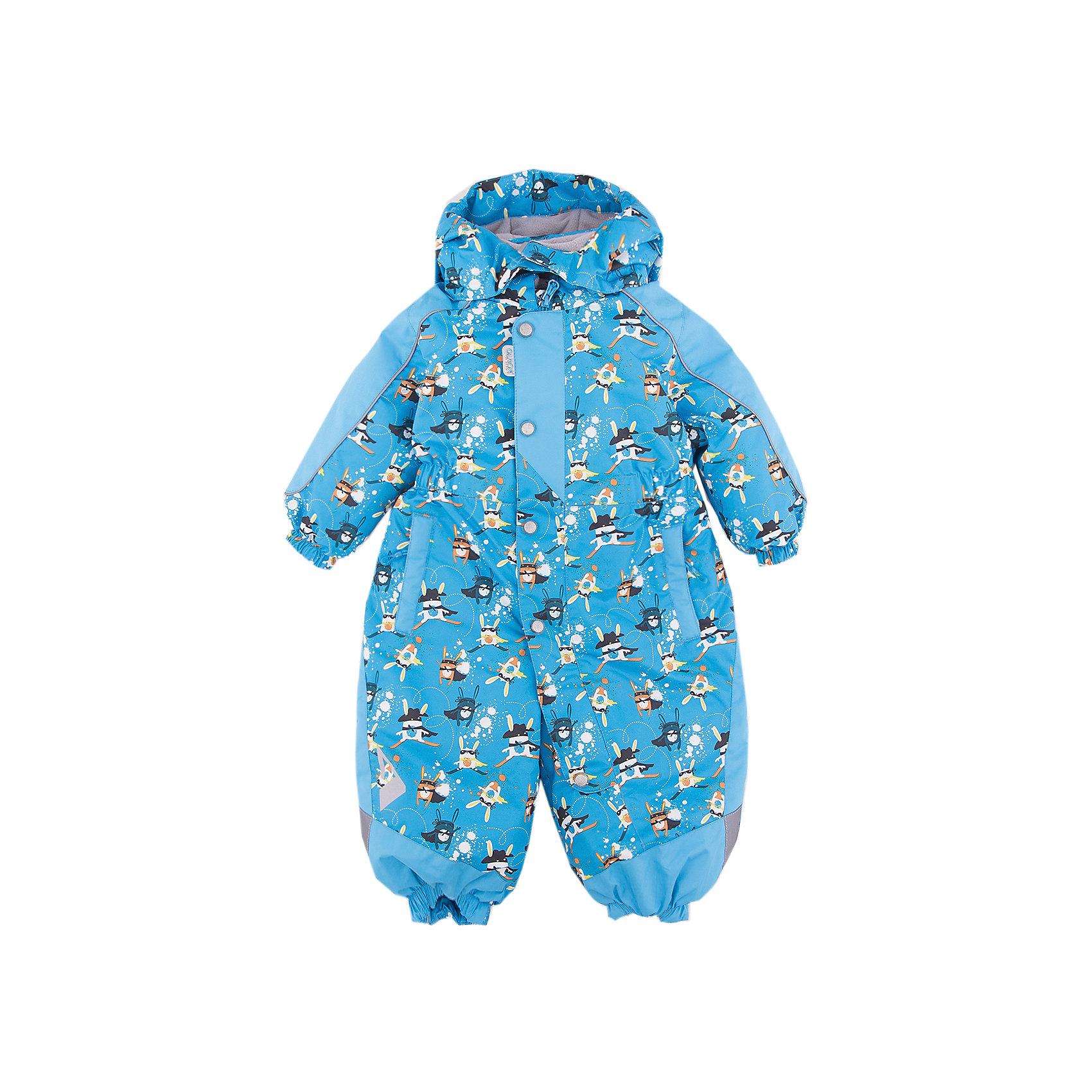 Комбинезон Джей OLDOS для мальчикаВерхняя одежда<br>Характеристики товара:<br><br>• цвет: желтый<br>• состав ткани: полиэстер, Teflon<br>• подкладка: флис<br>• утеплитель: Hollofan pro<br>• сезон: зима<br>• мембранное покрытие<br>• температурный режим: от -30 до +5<br>• водонепроницаемость: 5000 мм <br>• паропроницаемость: 5000 г/м2<br>• плотность утеплителя: 200 г/м2<br>• застежка: молния<br>• капюшон: без меха, съемный<br>• в комплекте флисовый комбинезон<br>• страна бренда: Россия<br>• страна изготовитель: Россия<br><br>Легкий и теплый зимний комбинезон выделяется стильным дизайном. Детский комбинезон для мальчика дополнен элементами, помогающими подогнать размер точно под ребенка. Детский зимний комбинезон создан с применением мембранной технологии, поэтому рассчитан и на очень холодную погоду. <br><br>Комбинезон Джей Oldos (Олдос) для мальчика можно купить в нашем интернет-магазине.<br><br>Ширина мм: 356<br>Глубина мм: 10<br>Высота мм: 245<br>Вес г: 519<br>Цвет: голубой<br>Возраст от месяцев: 12<br>Возраст до месяцев: 15<br>Пол: Мужской<br>Возраст: Детский<br>Размер: 80<br>SKU: 7015636