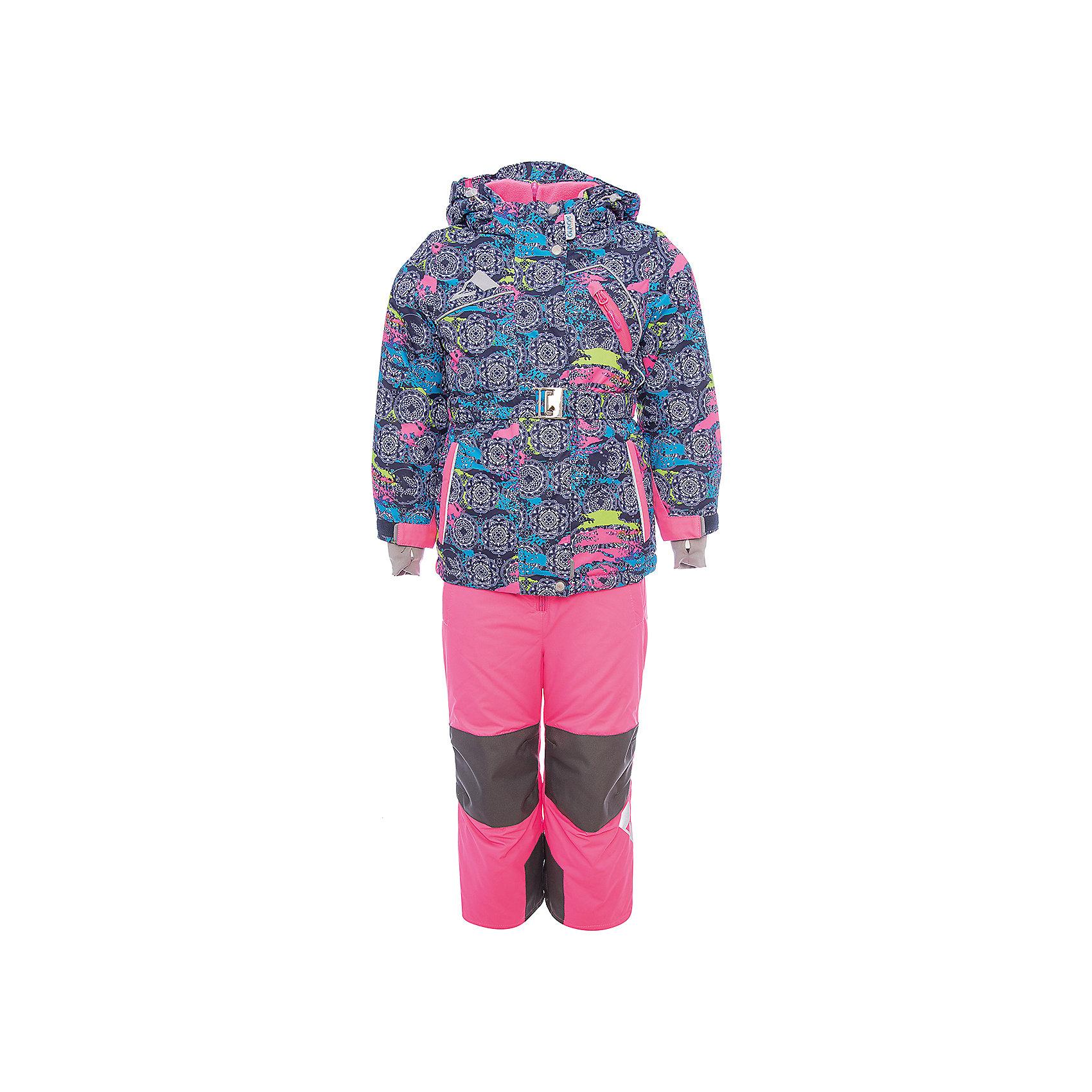 Комплект: куртка и полукомбинезон Софи OLDOS для девочкиВерхняя одежда<br>Характеристики товара:<br><br>• цвет: синий<br>• комплектация: куртка и полукомбинезон<br>• состав ткани: полиэстер, Teflon<br>• подкладка: флис<br>• утеплитель: Hollofan pro<br>• сезон: зима<br>• мембранное покрытие<br>• температурный режим: от -30 до +5<br>• водонепроницаемость: 5000 мм <br>• паропроницаемость: 5000 г/м2<br>• плотность утеплителя: куртка - 200 г/м2, полукомбинезон - 150 г/м2<br>• застежка: молния<br>• капюшон: без меха, съемный<br>• полукомбинезон усилен износостойкими вставками<br>• страна бренда: Россия<br>• страна изготовитель: Россия<br><br>Модный зимний костюм Oldos дополнен регулируемыми манжетами, планкой от ветра и другими функциональными элементами. Детский зимний комплект создан с применением мембранной технологии и рассчитан даже на сильные морозы. Непромокаемый и непродуваемый верх комплекта для девочки создает комфортный для ребенка микроклимат. <br><br>Комплект: куртка и полукомбинезон Софи Oldos (Олдос) для девочки можно купить в нашем интернет-магазине.<br><br>Ширина мм: 356<br>Глубина мм: 10<br>Высота мм: 245<br>Вес г: 519<br>Цвет: синий<br>Возраст от месяцев: 96<br>Возраст до месяцев: 108<br>Пол: Женский<br>Возраст: Детский<br>Размер: 134,92,98,104<br>SKU: 7015671