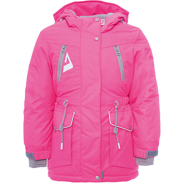 Куртка Киара OLDOS ACTIVE для девочкиВерхняя одежда<br>Характеристики товара:<br><br>• цвет: розовый<br>• состав ткани: полиэстер, Teflon<br>• подкладка: флис<br>• утеплитель: Hollofan pro<br>• сезон: зима<br>• мембрана<br>• температурный режим: от -30 до +5<br>• водонепроницаемость: 5000 мм <br>• паропроницаемость: 5000 г/м2<br>• плотность утеплителя: 200 г/м2<br>• застежка: молния<br>• капюшон: без меха<br>• страна бренда: Россия<br>• страна изготовитель: Россия<br><br>Модная куртка для девочки дополнена элементами, помогающими отрегулировать её размер под ребенка. Легкая зимняя куртка выделяется стильным дизайном и снегозащитными элементами. Детская зимняя куртка создана с применением мембранной технологии, она рассчитана на очень холодную погоду. <br><br>Внешнее покрытие TEFLON - защита от воды и грязи, износостойкость, за изделием легко ухаживать. Мембрана 5000/5000 обеспечивает водонепроницаемость, одежда дышит. Гипоаллергенный утеплитель HOLLOFAN PRO  200 г/м2 - тоньше обычного, но эффективнее удерживает тепло и дарит свободу движения. Подкладка - флис, в рукавах гладкий полиэстер. <br><br>Карманы на молнии, внутренний карман с нашивкой-потеряшкой. Парка имеет светоотражающие элементы. Изделие прекрасно защитит от ветра и снега, т.к. имеет ряд особенностей: капюшон с регулировкой объема, ветрозащитные планки, снего-ветрозащитная юбка. Манжеты рукавов регулируются по ширине, есть эластичные манжеты с отверстием для большого пальца. Талия и низ куртки регулируются по ширине.<br><br>Куртку Киара Oldos (Олдос) для девочки можно купить в нашем интернет-магазине.<br><br>Ширина мм: 356<br>Глубина мм: 10<br>Высота мм: 245<br>Вес г: 519<br>Цвет: розовый<br>Возраст от месяцев: 36<br>Возраст до месяцев: 48<br>Пол: Женский<br>Возраст: Детский<br>Размер: 104,128,122,116,110<br>SKU: 7015732