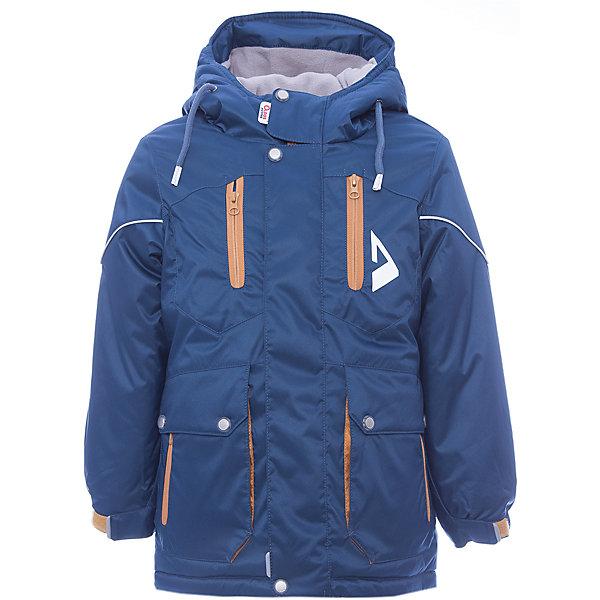 Куртка Франц OLDOS ACTIVE для мальчикаВерхняя одежда<br>Характеристики товара:<br><br>• цвет: синий<br>• состав ткани: полиэстер, Teflon<br>• подкладка: флис<br>• утеплитель: Hollofan pro<br>• сезон: зима<br>• мембрана<br>• температурный режим: от -30 до +5<br>• водонепроницаемость: 5000 мм <br>• паропроницаемость: 5000 г/м2<br>• плотность утеплителя: 200 г/м2<br>• застежка: молния<br>• капюшон: без меха<br>• страна бренда: Россия<br>• страна изготовитель: Россия<br><br>Такая зимняя куртка дополнена функциональными снегозащитными элементами. Модная куртка для мальчика снабжена застежками, помогающими отрегулировать её размер под ребенка. Детская зимняя куртка создана с применением мембранной технологии, она рассчитана на очень холодную погоду. <br><br>Внешнее покрытие TEFLON - защита от воды и грязи, износостойкость, за изделием легко ухаживать. Мембрана 5000/5000 обеспечивает водонепроницаемость, одежда дышит. Гипоаллергенный утеплитель HOLLOFAN PRO  200 г/м2 - тоньше обычного, но эффективнее удерживает тепло и дарит свободу движения. Подкладка - флис, в рукавах гладкий полиэстер. <br><br>Карманы на молнии, внутренний карман с нашивкой-потеряшкой. Парка имеет светоотражающие элементы. Изделие прекрасно защитит от ветра и снега, т.к. имеет ряд особенностей: капюшон с регулировкой объема, ветрозащитные планки, снего-ветрозащитная юбка. Манжеты рукавов регулируются по ширине, есть эластичные манжеты с отверстием для большого пальца. Талия и низ куртки регулируются по ширине.<br><br>Куртку Франц Oldos (Олдос) для мальчика можно купить в нашем интернет-магазине.<br><br>Ширина мм: 356<br>Глубина мм: 10<br>Высота мм: 245<br>Вес г: 519<br>Цвет: синий<br>Возраст от месяцев: 36<br>Возраст до месяцев: 48<br>Пол: Мужской<br>Возраст: Детский<br>Размер: 104,158,152,140,134,128,122,116,110<br>SKU: 7015766