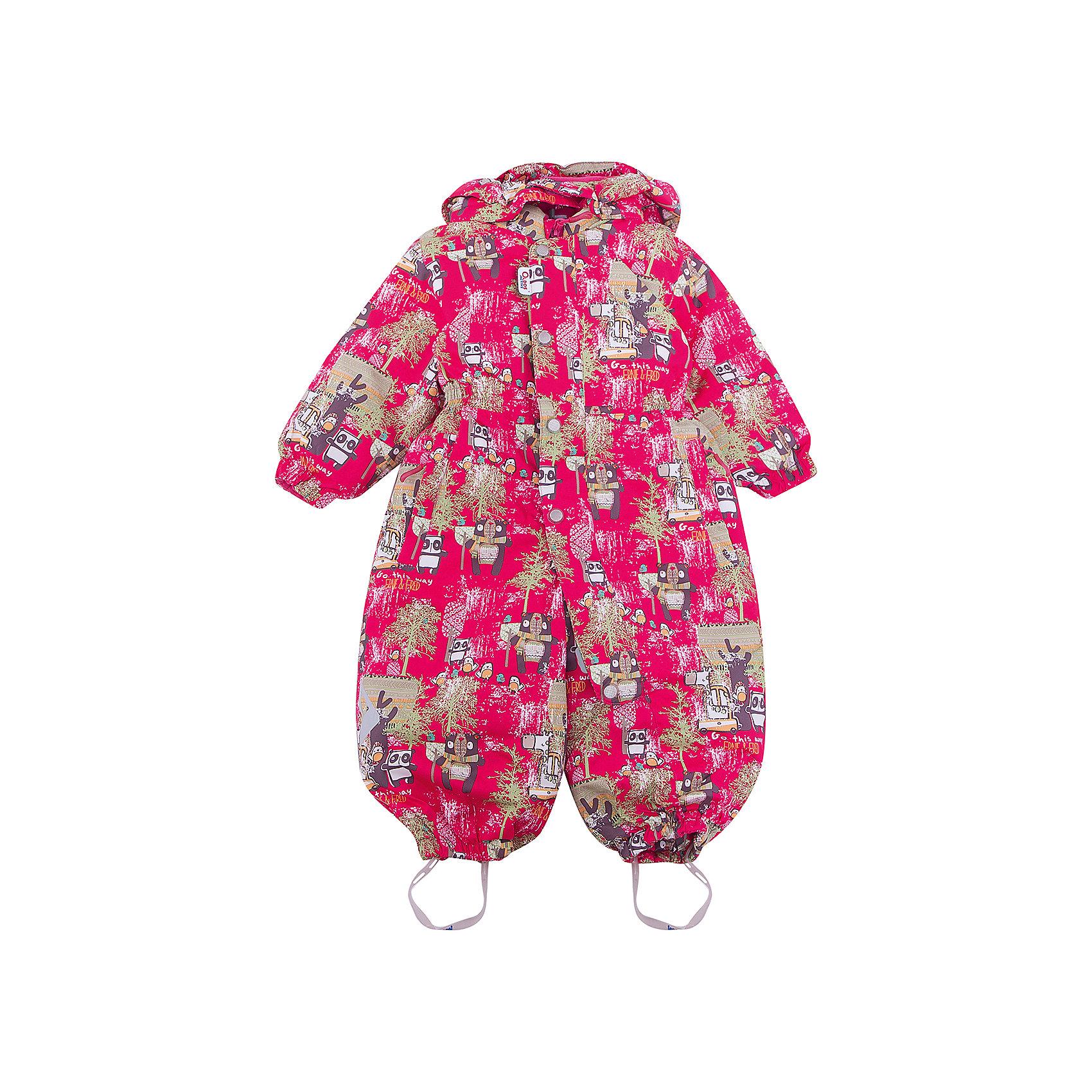 Комбинезон Мишутка OLDOS для девочкиВерхняя одежда<br>Характеристики товара:<br><br>• цвет: розовый<br>• состав ткани: полиэстер, Teflon<br>• подкладка: флис, гладкий полиэстер<br>• утеплитель: Hollofan pro<br>• сезон: зима<br>• мембранное покрытие<br>• температурный режим: от -30 до +5<br>• водонепроницаемость: 5000 мм <br>• паропроницаемость: 5000 г/м2<br>• плотность утеплителя: 200 г/м2<br>• застежка: молния<br>• капюшон: без меха, съемный<br>• силиконовые штрипки<br>• в комплекте флисовый комбинезон<br>• страна бренда: Россия<br>• страна изготовитель: Россия<br><br>Яркий детский комбинезон защищает от ветра и снега благодаря удобному капюшону, воротнику-стойке, планкам и резинкам по краю. Практичный теплый комбинезон декорирован ярким принтом. Детский комбинезон благодаря мембранной технологии рассчитан даже на сильные морозы. Зимний комбинезон от бренда Oldos отличается прочным верхом и теплым наполнителем. <br><br>Комбинезон Мишутка Oldos (Олдос) для девочки можно купить в нашем интернет-магазине.<br><br>Ширина мм: 356<br>Глубина мм: 10<br>Высота мм: 245<br>Вес г: 519<br>Цвет: розовый<br>Возраст от месяцев: 12<br>Возраст до месяцев: 15<br>Пол: Женский<br>Возраст: Детский<br>Размер: 80,92,86<br>SKU: 7015800