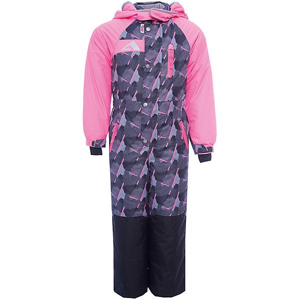 Комбинезон Камо OLDOS ACTIVE для девочкиВерхняя одежда<br>Характеристики товара:<br><br>• цвет: серый<br>• состав ткани: полиэстер, Teflon<br>• подкладка: флис, гладкий полиэстер<br>• утеплитель: Hollofan pro<br>• сезон: зима<br>• мембрана<br>• температурный режим: от -30 до +5<br>• водонепроницаемость: 5000 мм <br>• паропроницаемость: 5000 г/м2<br>• плотность утеплителя: 200 г/м2<br>• застежка: молния<br>• капюшон: без меха, съемный<br>• силиконовые штрипки<br>• страна бренда: Россия<br>• страна изготовитель: Россия<br><br>Зимний комбинезон Oldos рассчитан даже на сильные морозы. Мембранный верх комбинезона создает комфортный для ребенка микроклимат. Теплый комбинезон для ребенка дополнен множеством элементов для дополнительного комфорта. В детском комбинезоне гипоаллергенный утеплитель - он тоньше обычного, но лучше удерживает тепло. <br><br>Внешнее покрытие Teflon - защита от воды и грязи, за изделием легко ухаживать. Мембрана 5000/5000 обеспечивает водонепроницаемость, отвод влаги и комфортную атмосферу внутри. Гипоаллергенный утеплитель HOLLOFAN PRO 200 г/м2 тоньше обычного, но эффективнее удерживает тепло. Подкладка – флис, в рукавах и брючинах – гладкий полиэстер. Флис имеет двустороннюю антипиллинговую обработку, что позволяет надолго сохранить внешний вид и его основные характеристики. <br><br>Комбинезон принтованный, силуэт приталенный, карманы на молнии, светоотражающие элементы, нашивка – потеряшка. Изделие прекрасно защитит от ветра и снега благодаря съемному капюшону с регулировкой объема, воротнику - стойке, ветрозащитным планкам, снего - ветрозащитным муфтам с антискользящей резинкой. Манжеты регулируются по ширине липучкой, есть дополнительные мягкие манжеты с отверстием для большого пальца, силиконовые штрипки.<br><br>Комбинезон Камо Oldos (Олдос) для девочки можно купить в нашем интернет-магазине.<br>Ширина мм: 356; Глубина мм: 10; Высота мм: 245; Вес г: 519; Цвет: серый; Возраст от месяцев: 48; Возраст до месяцев: 60; Пол: Женский; Возраст: Детск