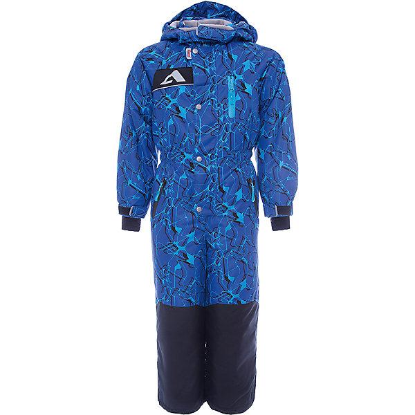 Комбинезон Ариил OLDOS ACTIVE для мальчикаВерхняя одежда<br>Характеристики товара:<br><br>• цвет: синий<br>• состав ткани: полиэстер, Teflon<br>• подкладка: флис, гладкий полиэстер<br>• утеплитель: Hollofan pro<br>• сезон: зима<br>• мембрана<br>• температурный режим: от -30 до +5<br>• водонепроницаемость: 5000 мм <br>• паропроницаемость: 5000 г/м2<br>• плотность утеплителя: 200 г/м2<br>• застежка: молния<br>• капюшон: без меха, съемный<br>• силиконовые штрипки<br>• страна бренда: Россия<br>• страна изготовитель: Россия<br><br>Мембранный верх комбинезона создает комфортный для ребенка микроклимат. Теплый комбинезон для ребенка дополнен множеством элементов для дополнительного комфорта. В детском комбинезоне тонкий гипоаллергенный утеплитель он лучше удерживает тепло. Зимний комбинезон Oldos рассчитан даже на сильные морозы. <br><br>Внешнее покрытие Teflon - защита от воды и грязи, за изделием легко ухаживать. Мембрана 5000/5000 обеспечивает водонепроницаемость, отвод влаги и комфортную атмосферу внутри. Гипоаллергенный утеплитель HOLLOFAN PRO 200 г/м2 тоньше обычного, но эффективнее удерживает тепло. Подкладка – флис, в рукавах и брючинах – гладкий полиэстер. Флис имеет двустороннюю антипиллинговую обработку, что позволяет надолго сохранить внешний вид и его основные характеристики. <br><br>Комбинезон принтованный, силуэт приталенный, карманы на молнии, светоотражающие элементы, нашивка – потеряшка. Изделие прекрасно защитит от ветра и снега благодаря съемному капюшону с регулировкой объема, воротнику - стойке, ветрозащитным планкам, снего - ветрозащитным муфтам с антискользящей резинкой. Манжеты регулируются по ширине липучкой, есть дополнительные мягкие манжеты с отверстием для большого пальца, силиконовые штрипки.<br><br>Комбинезон Ариил Oldos (Олдос) для мальчика можно купить в нашем интернет-магазине.<br><br>Ширина мм: 356<br>Глубина мм: 10<br>Высота мм: 245<br>Вес г: 519<br>Цвет: синий<br>Возраст от месяцев: 24<br>Возраст до месяцев: 36<br>Пол: Мужской<br>Возра