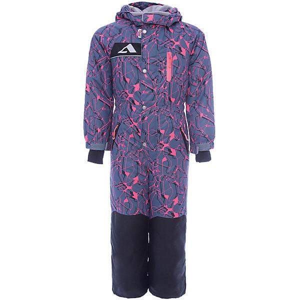 Комбинезон Ариил OLDOS ACTIVE для девочкиВерхняя одежда<br>Характеристики товара:<br><br>• цвет: розовый<br>• состав ткани: полиэстер, Teflon<br>• подкладка: флис, гладкий полиэстер<br>• утеплитель: Hollofan pro<br>• сезон: зима<br>• мембрана<br>• температурный режим: от -30 до +5<br>• водонепроницаемость: 5000 мм <br>• паропроницаемость: 5000 г/м2<br>• плотность утеплителя: 200 г/м2<br>• застежка: молния<br>• капюшон: без меха, съемный<br>• силиконовые штрипки<br>• в комплекте флисовый комбинезон<br>• страна бренда: Россия<br>• страна изготовитель: Россия<br><br>Теплый комбинезон от бренда Oldos отличается прочным верхом и теплым легким наполнителем. Детский комбинезон хорошо защищает от ветра и снега. Этот теплый комбинезон декорирован ярким принтом. Детский комбинезон благодаря мембранной технологии рассчитан даже на сильные морозы. <br><br>Внешнее покрытие Teflon - защита от воды и грязи, за изделием легко ухаживать. Мембрана 5000/5000 обеспечивает водонепроницаемость, отвод влаги и комфортную атмосферу внутри. Гипоаллергенный утеплитель HOLLOFAN PRO 200 г/м2 тоньше обычного, но эффективнее удерживает тепло. Подкладка – флис, в рукавах и брючинах – гладкий полиэстер. Флис имеет двустороннюю антипиллинговую обработку, что позволяет надолго сохранить внешний вид и его основные характеристики. <br><br>Комбинезон принтованный, силуэт приталенный, карманы на молнии, светоотражающие элементы, нашивка – потеряшка. Изделие прекрасно защитит от ветра и снега благодаря съемному капюшону с регулировкой объема, воротнику - стойке, ветрозащитным планкам, снего - ветрозащитным муфтам с антискользящей резинкой. Манжеты регулируются по ширине липучкой, есть дополнительные мягкие манжеты с отверстием для большого пальца, силиконовые штрипки.<br><br>Комбинезон Ариил Oldos (Олдос) для девочки можно купить в нашем интернет-магазине.<br><br>Ширина мм: 356<br>Глубина мм: 10<br>Высота мм: 245<br>Вес г: 519<br>Цвет: розовый<br>Возраст от месяцев: 24<br>Возраст до месяцев: 36<br>Пол: Же