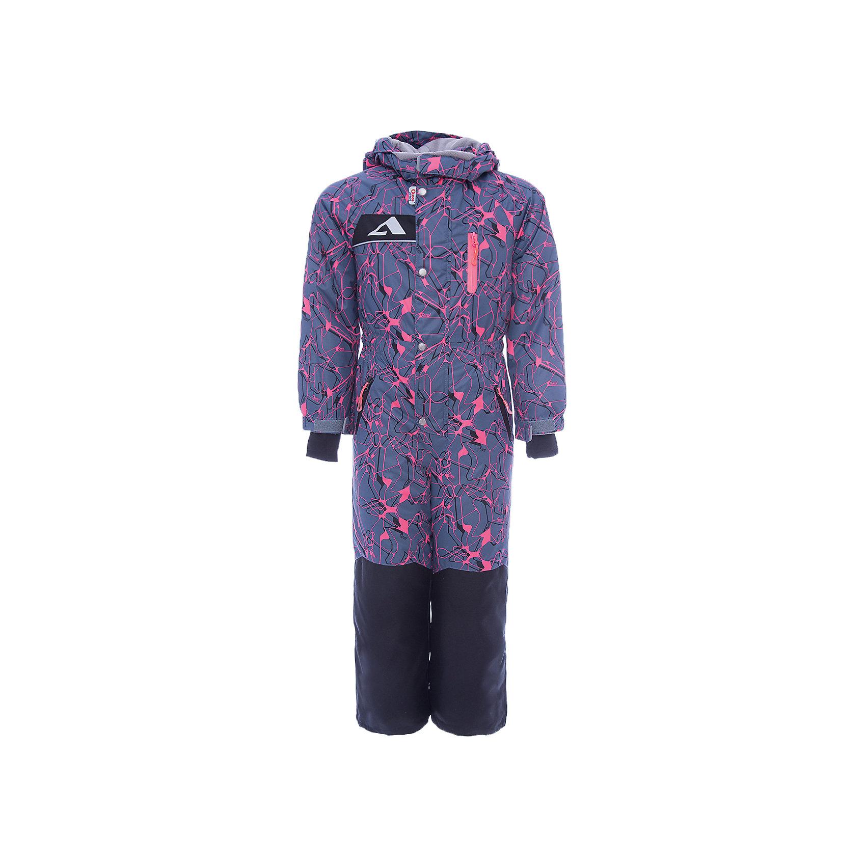Комбинезон Ариил OLDOS для девочкиВерхняя одежда<br>Характеристики товара:<br><br>• цвет: розовый<br>• состав ткани: полиэстер, Teflon<br>• подкладка: флис, гладкий полиэстер<br>• утеплитель: Hollofan pro<br>• сезон: зима<br>• мембранное покрытие<br>• температурный режим: от -30 до +5<br>• водонепроницаемость: 5000 мм <br>• паропроницаемость: 5000 г/м2<br>• плотность утеплителя: 200 г/м2<br>• застежка: молния<br>• капюшон: без меха, съемный<br>• силиконовые штрипки<br>• в комплекте флисовый комбинезон<br>• страна бренда: Россия<br>• страна изготовитель: Россия<br><br>Теплый комбинезон от бренда Oldos отличается прочным верхом и теплым легким наполнителем. Детский комбинезон хорошо защищает от ветра и снега. Этот теплый комбинезон декорирован ярким принтом. Детский комбинезон благодаря мембранной технологии рассчитан даже на сильные морозы. <br><br>Комбинезон Ариил Oldos (Олдос) для девочки можно купить в нашем интернет-магазине.<br><br>Ширина мм: 356<br>Глубина мм: 10<br>Высота мм: 245<br>Вес г: 519<br>Цвет: розовый<br>Возраст от месяцев: 24<br>Возраст до месяцев: 36<br>Пол: Женский<br>Возраст: Детский<br>Размер: 98,116,104<br>SKU: 7015828
