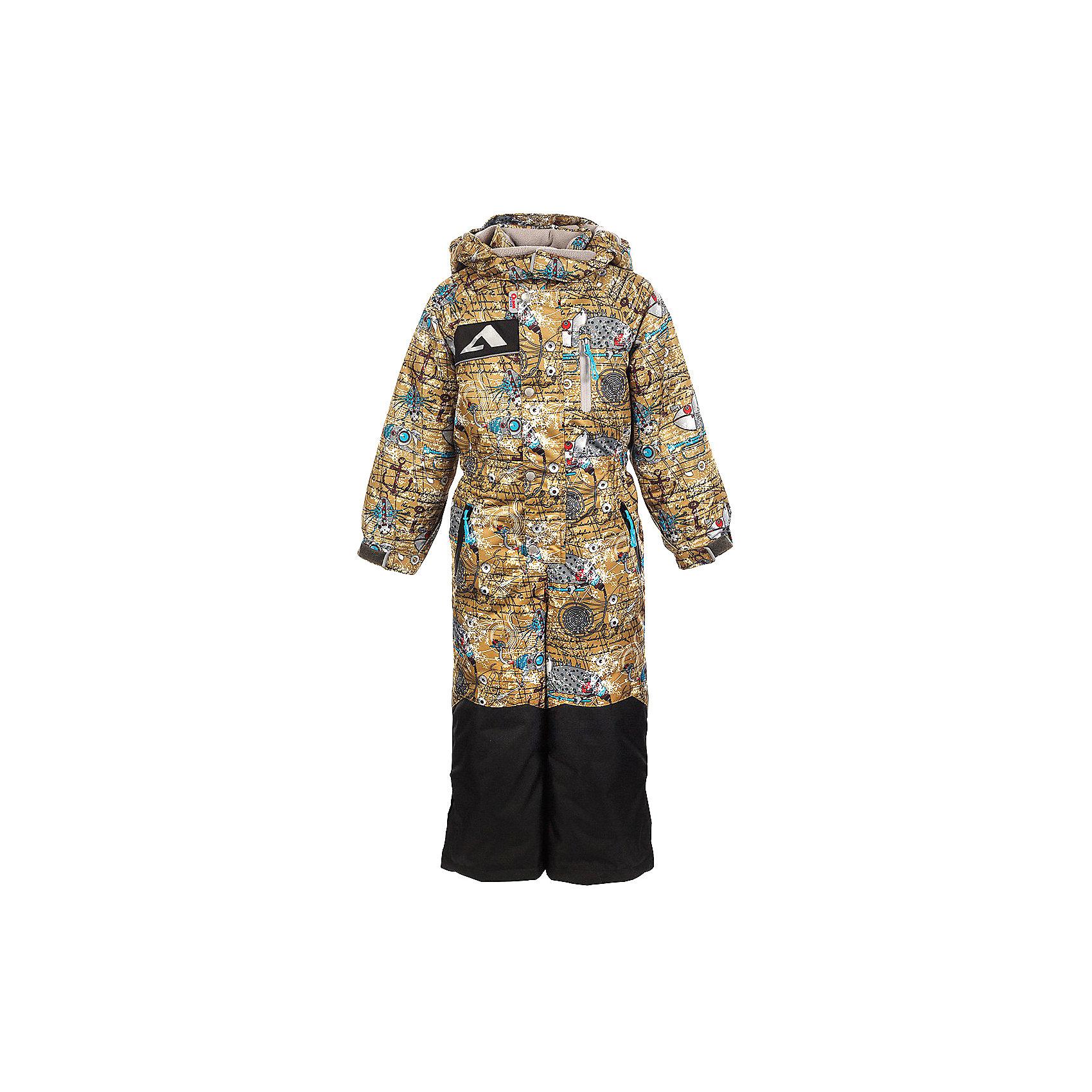 Комбинезон Эдди OLDOS для мальчикаВерхняя одежда<br>Характеристики товара:<br><br>• цвет: желтый<br>• состав ткани: полиэстер, Teflon<br>• подкладка: флис, гладкий полиэстер<br>• утеплитель: Hollofan pro<br>• сезон: зима<br>• мембранное покрытие<br>• температурный режим: от -30 до +5<br>• водонепроницаемость: 5000 мм <br>• паропроницаемость: 5000 г/м2<br>• плотность утеплителя: 200 г/м2<br>• застежка: молния<br>• капюшон: без меха, съемный<br>• силиконовые штрипки<br>• износостойкая ткань по низу брючин<br>• страна бренда: Россия<br>• страна изготовитель: Россия<br><br>Зимний комбинезон дополнен утяжкой в талии для лучшей посадки. Такой комбинезон для мальчика отлично защищает ребенка от попадания снега внутрь. Детский зимний комбинезон создан с применением мембранной технологии, поэтому рассчитан и на очень холодную погоду. <br><br>Комбинезон Эдди Oldos (Олдос) для мальчика можно купить в нашем интернет-магазине.<br><br>Ширина мм: 356<br>Глубина мм: 10<br>Высота мм: 245<br>Вес г: 519<br>Цвет: желтый<br>Возраст от месяцев: 24<br>Возраст до месяцев: 36<br>Пол: Мужской<br>Возраст: Детский<br>Размер: 98,128,122,116,110,104<br>SKU: 7015846