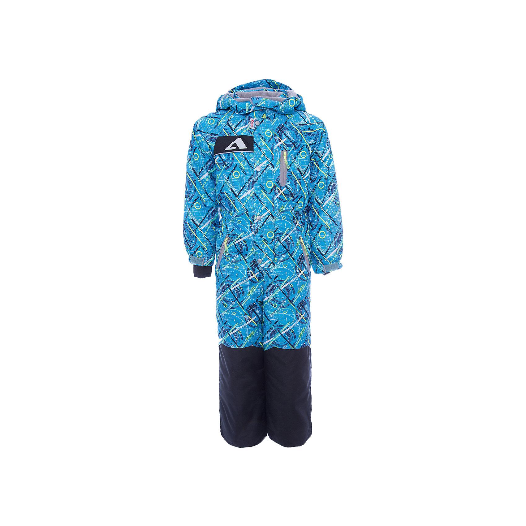 Комбинезон Джейми OLDOS для мальчикаВерхняя одежда<br>Характеристики товара:<br><br>• цвет: голубой<br>• состав ткани: полиэстер, Teflon<br>• подкладка: флис, гладкий полиэстер<br>• утеплитель: Hollofan pro<br>• сезон: зима<br>• мембранное покрытие<br>• температурный режим: от -30 до +5<br>• водонепроницаемость: 5000 мм <br>• паропроницаемость: 5000 г/м2<br>• плотность утеплителя: 200 г/м2<br>• застежка: молния<br>• капюшон: без меха, съемный<br>• силиконовые штрипки<br>• износостойкая ткань по низу брючин<br>• страна бренда: Россия<br>• страна изготовитель: Россия<br><br>В детском комбинезоне - тонкий гипоаллергенный утеплитель, который лучше удерживает тепло. Мембранный верх комбинезона создает комфортный для ребенка микроклимат. Теплый комбинезон для ребенка дополнен множеством элементов для дополнительного комфорта. Зимний комбинезон Oldos имеет силиконовые штрипки, капюшон, манжеты, планку от ветра.<br><br>Комбинезон Джейми Oldos (Олдос) для мальчика можно купить в нашем интернет-магазине.<br><br>Ширина мм: 356<br>Глубина мм: 10<br>Высота мм: 245<br>Вес г: 519<br>Цвет: голубой<br>Возраст от месяцев: 84<br>Возраст до месяцев: 96<br>Пол: Мужской<br>Возраст: Детский<br>Размер: 128,98,104,110,116,122<br>SKU: 7015853
