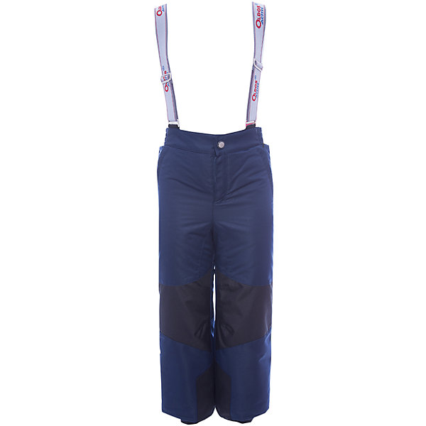 Брюки Вэйл OLDOS для мальчикаВерхняя одежда<br>Характеристики товара:<br><br>• цвет: синий<br>• состав ткани: полиэстер, Teflon<br>• подкладка: полиэстер<br>• утеплитель: Hollofan pro<br>• сезон: зима<br>• мембранное покрытие<br>• температурный режим: от -30 до +5<br>• водонепроницаемость: 5000 мм <br>• паропроницаемость: 5000 г/м2<br>• плотность утеплителя: 150 г/м2<br>• застежка: молния, кнопка, липучка<br>• спинка с лямками: съемные<br>• износостойкая ткань по низу брючин<br>• страна бренда: Россия<br>• страна изготовитель: Россия<br><br>В теплых детских брюках - тонкий гипоаллергенный утеплитель, который отлично удерживает тепло. Мембранный верх брюк создает комфортный для ребенка микроклимат. Практичные зимние брюки Oldos имеют противоснежные муфты с антискользящей резинкой, усиление от износа и съемную спинку с регулируемыми лямками.<br><br>Брюки Вэйл Oldos (Олдос) для мальчика можно купить в нашем интернет-магазине.<br><br>Ширина мм: 215<br>Глубина мм: 88<br>Высота мм: 191<br>Вес г: 336<br>Цвет: синий<br>Возраст от месяцев: 132<br>Возраст до месяцев: 144<br>Пол: Мужской<br>Возраст: Детский<br>Размер: 152,98,104,92,110,116,122,128,134,140,146<br>SKU: 7015913