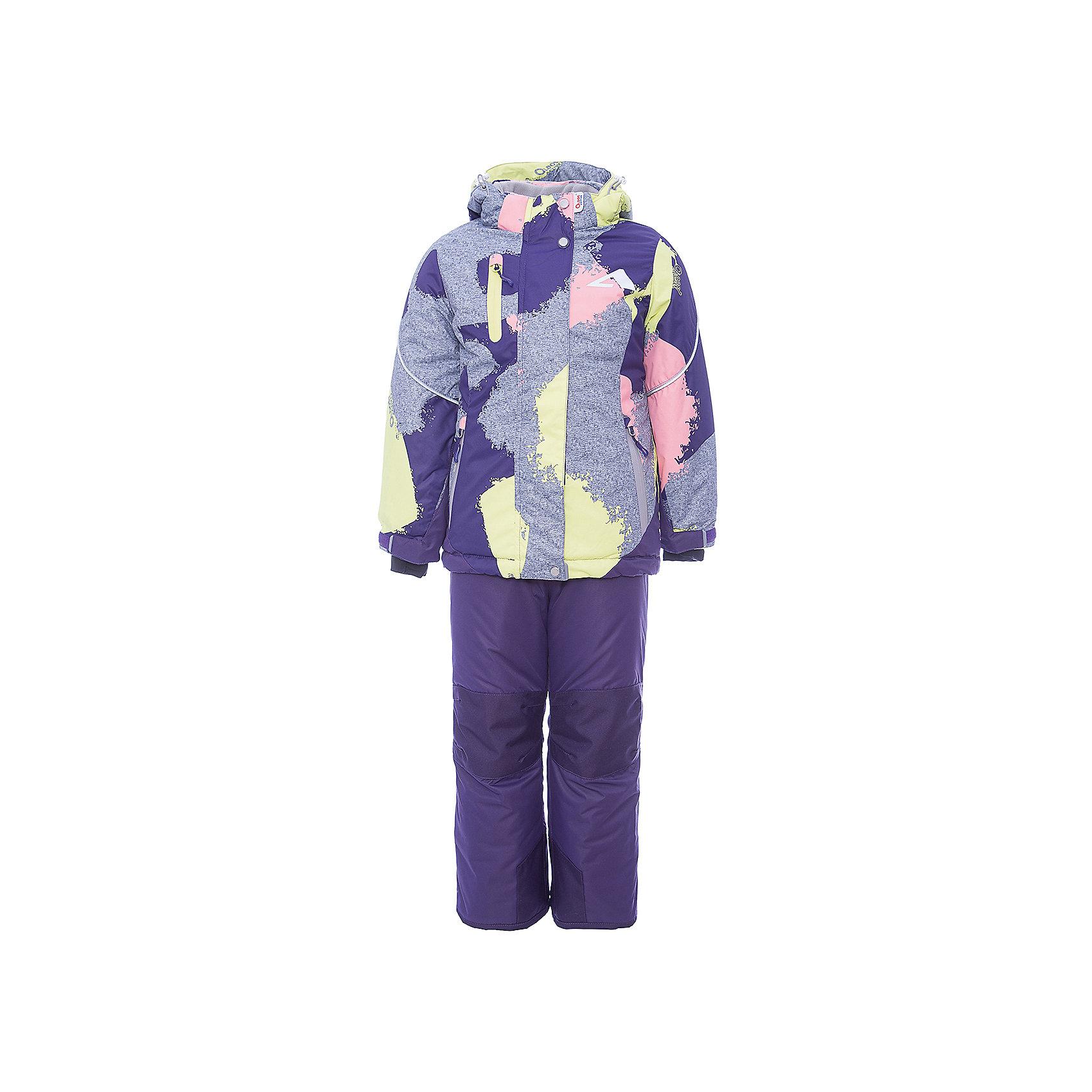 Комплект: куртка и полукомбинезон Ава OLDOS для девочкиВерхняя одежда<br>Характеристики товара:<br><br>• цвет: желтый<br>• комплектация: куртка и полукомбинезон<br>• состав ткани: полиэстер, Teflon<br>• подкладка: флис<br>• утеплитель: Hollofan pro<br>• сезон: зима<br>• мембранное покрытие<br>• температурный режим: от -30 до +5<br>• водонепроницаемость: 5000 мм <br>• паропроницаемость: 5000 г/м2<br>• плотность утеплителя: куртка - 200 г/м2, полукомбинезон - 150 г/м2<br>• застежка: молния<br>• капюшон: без меха, съемный<br>• полукомбинезон усилен износостойкими вставками<br>• страна бренда: Россия<br>• страна изготовитель: Россия<br><br>Подкладка этого детского зимнего комплекта - флис, в рукавах и брючинах – гладкий полиэстер. Детский комплект для девочки дополнен элементами, помогающими скорректировать размер точно под ребенка. Детский зимний комплект создан с применением мембранной технологии, поэтому рассчитан даже на сильные морозы и ветра.<br><br>Комплект: куртка и полукомбинезон Ава Oldos (Олдос) для девочки можно купить в нашем интернет-магазине.<br><br>Ширина мм: 356<br>Глубина мм: 10<br>Высота мм: 245<br>Вес г: 519<br>Цвет: желтый<br>Возраст от месяцев: 132<br>Возраст до месяцев: 144<br>Пол: Женский<br>Возраст: Детский<br>Размер: 152,98,104,110,116,122,128,134,140,146<br>SKU: 7016037