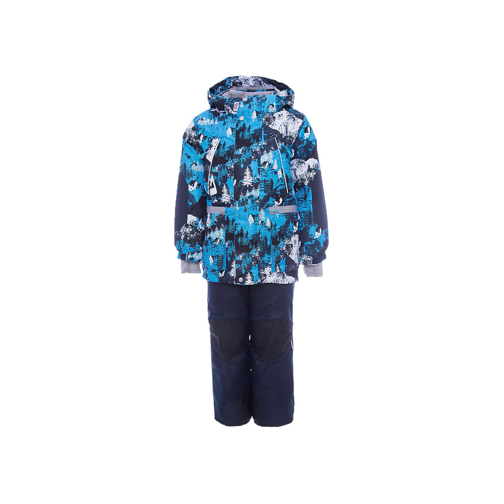 Комплект: куртка и полукомбинезон Коналл OLDOS для мальчикаВерхняя одежда<br>Характеристики товара:<br><br>• цвет: синий<br>• комплектация: куртка и полукомбинезон<br>• состав ткани: полиэстер, Teflon<br>• подкладка: флис<br>• утеплитель: Hollofan pro<br>• сезон: зима<br>• мембранное покрытие<br>• температурный режим: от -30 до +5<br>• водонепроницаемость: 5000 мм <br>• паропроницаемость: 5000 г/м2<br>• плотность утеплителя: куртка - 200 г/м2, полукомбинезон - 150 г/м2<br>• застежка: молния<br>• капюшон: без меха, съемный<br>• полукомбинезон усилен износостойкими вставками<br>• страна бренда: Россия<br>• страна изготовитель: Россия<br><br>Яркий мембранный комплект для мальчика дополнен элементами, помогающими подогнать его размер под ребенка. Прочное мембранное покрытие такого детского комплекта - это защита от воды и грязи, износостойкость, за ним легко ухаживать. Теплый зимний комплект от бренда Oldos разработан специально для детей.<br><br>Комплект: куртка и полукомбинезон Коналл Oldos (Олдос) для мальчика можно купить в нашем интернет-магазине.<br><br>Ширина мм: 356<br>Глубина мм: 10<br>Высота мм: 245<br>Вес г: 519<br>Цвет: синий<br>Возраст от месяцев: 108<br>Возраст до месяцев: 120<br>Пол: Мужской<br>Возраст: Детский<br>Размер: 140,92,98,104,110,116,122,128,134<br>SKU: 7016067