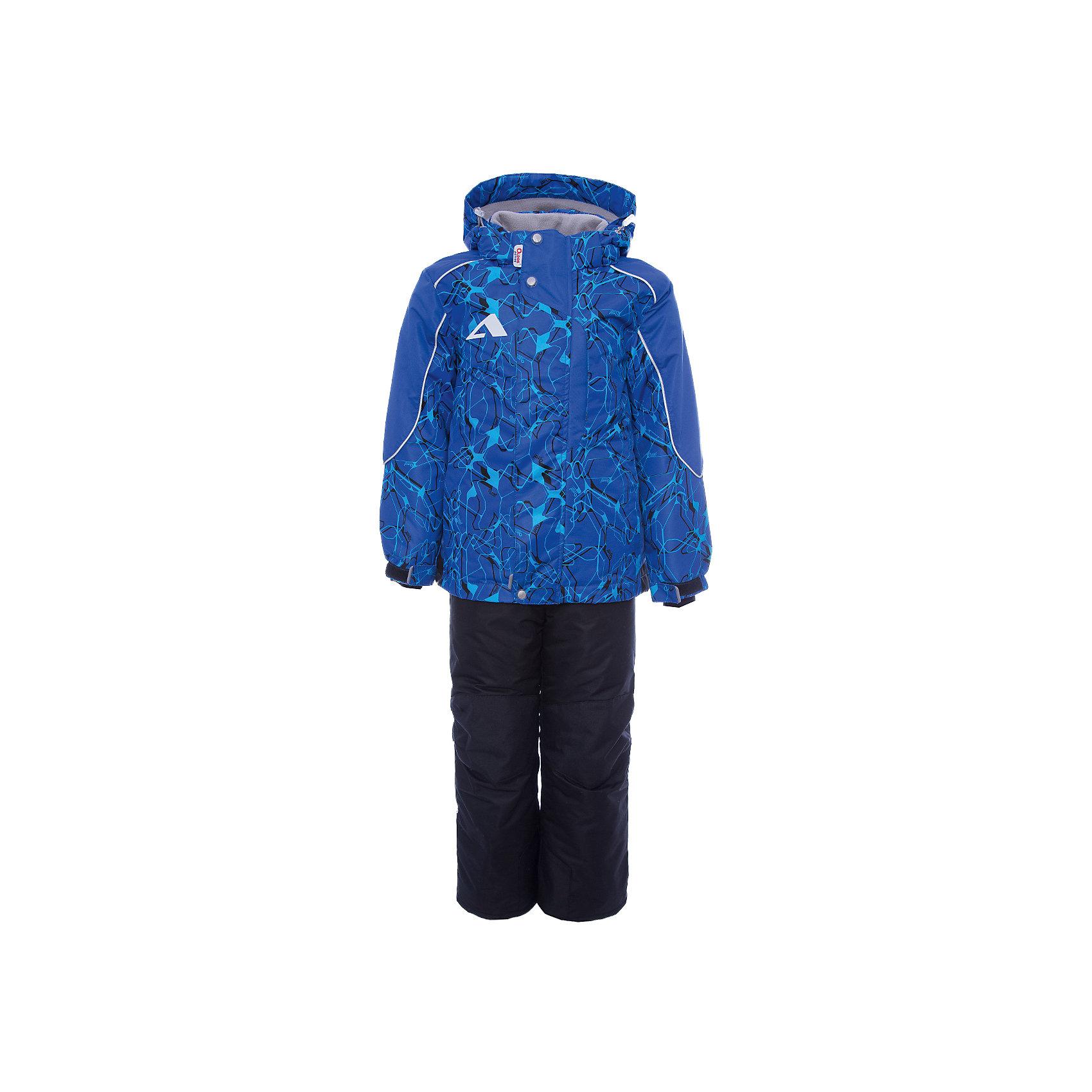 Комплект: куртка и полукомбинезон Нерон OLDOS для мальчикаВерхняя одежда<br>Характеристики товара:<br><br>• цвет: синий<br>• комплектация: куртка и полукомбинезон<br>• состав ткани: полиэстер, Teflon<br>• подкладка: флис<br>• утеплитель: Hollofan pro<br>• сезон: зима<br>• мембранное покрытие<br>• температурный режим: от -30 до +5<br>• водонепроницаемость: 5000 мм <br>• паропроницаемость: 5000 г/м2<br>• плотность утеплителя: куртка - 200 г/м2, полукомбинезон - 150 г/м2<br>• застежка: молния<br>• капюшон: без меха, съемный<br>• полукомбинезон усилен износостойкими вставками<br>• страна бренда: Россия<br>• страна изготовитель: Россия<br><br>Высокотехнологичное мембранное покрытие детского комплекта - это защита от воды и грязи, ветра, за ним легко ухаживать. Теплый зимний комплект от бренда Oldos разработан специально для детей. Мембранный комплект для мальчика дополнен удобными элементами: съемный капюшон, воротник-стойка, ветрозащитные планки, снего-ветрозащитная юбка. <br><br>Комплект: куртка и полукомбинезон Нерон Oldos (Олдос) для мальчика можно купить в нашем интернет-магазине.<br><br>Ширина мм: 356<br>Глубина мм: 10<br>Высота мм: 245<br>Вес г: 519<br>Цвет: синий<br>Возраст от месяцев: 108<br>Возраст до месяцев: 120<br>Пол: Мужской<br>Возраст: Детский<br>Размер: 140,92,98,104,110,116,122,128,134<br>SKU: 7016249