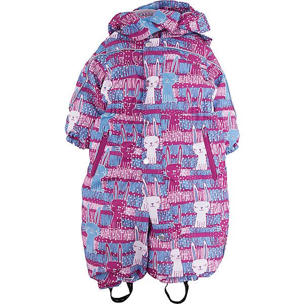 Комбинезон Ленни JICCO BY OLDOS для девочкиВерхняя одежда<br>Характеристики товара:<br><br>• цвет: розовый<br>• состав ткани: полиэстер<br>• подкладка: флис, гладкий полиэстер<br>• утеплитель: Hollofan <br>• сезон: зима<br>• температурный режим: от -30 до 0<br>• водонепроницаемость: 2000 мм <br>• паропроницаемость: 2000 г/м2<br>• плотность утеплителя: 300 г/м2<br>• застежка: молния<br>• капюшон: без меха, съемный<br>• страна бренда: Россия<br>• страна изготовитель: Россия<br><br>Модный и практичный комбинезон от бренда Oldos отличается прочным верхом и теплым легким наполнителем. Этот детский комбинезон хорошо защищает от ветра и снега. Зимний комбинезон дополнен съемными эластичными штрипками. <br><br>Внешняя ткань с водо-грязеотталкивающей пропиткой. Гипоаллергенный утеплитель Hollofan плотностью 300 г/м2 хорошо сохраняет тепло и быстро сохнет. Подкладка – флис, в рукавах и брючинах - гладкий полиэстер. <br><br>Изделие прекрасно защитит от ветра и мороза, т.к. имеет ряд особенностей: съемный капюшон, воротник-стойка с флисовой вставкой и двойной ветрозащитной планкой с защитой подбородка. По талии вшита резинка для лучшей посадки. Карманы на молнии. Манжеты рукавов и низ брючин собраны на резинке, брючины оснащены съемными эластичными штрипками. Комбинезон имеет светоотражающие элементы.<br><br>Комбинезон Ленни Oldos (Олдос) для девочки можно купить в нашем интернет-магазине.<br>Ширина мм: 356; Глубина мм: 10; Высота мм: 245; Вес г: 519; Цвет: розовый; Возраст от месяцев: 12; Возраст до месяцев: 15; Пол: Женский; Возраст: Детский; Размер: 80,92,86; SKU: 7016312;