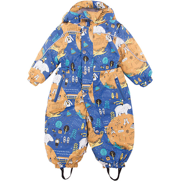 Комбинезон Арктика OLDOS для мальчикаВерхняя одежда<br>Характеристики товара:<br><br>• цвет: синий<br>• состав ткани: полиэстер<br>• подкладка: флис, гладкий полиэстер<br>• утеплитель: Hollofan <br>• сезон: зима<br>• мембранное покрытие<br>• температурный режим: от -30 до 0<br>• водонепроницаемость: 3000 мм <br>• паропроницаемость: 3000 г/м2<br>• плотность утеплителя: 300 г/м2<br>• застежка: молния<br>• капюшон: без меха, съемный<br>• силиконовые штрипки<br>• страна бренда: Россия<br>• страна изготовитель: Россия<br><br>Теплый комбинезон для мальчика отлично защищает ребенка от попадания снега внутрь. Детский зимний комбинезон создан с применением мембранной технологии, поэтому рассчитан и на очень холодную погоду. Удобный зимний комбинезон дополнен резинкой в талии для лучшей посадки. <br><br>Комбинезон Арктика Oldos (Олдос) для мальчика можно купить в нашем интернет-магазине.<br><br>Ширина мм: 356<br>Глубина мм: 10<br>Высота мм: 245<br>Вес г: 519<br>Цвет: синий<br>Возраст от месяцев: 18<br>Возраст до месяцев: 24<br>Пол: Мужской<br>Возраст: Детский<br>Размер: 92,80,86<br>SKU: 7016316