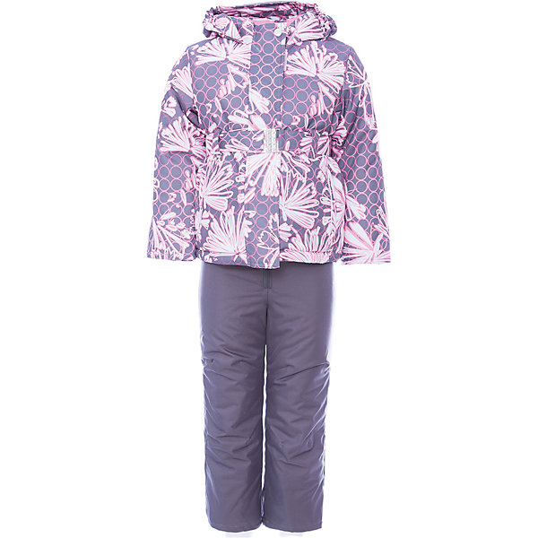 Комплект: куртка и полукомбинезон Альфа JICCO BY OLDOS для девочкиВерхняя одежда<br>Характеристики товара:<br><br>• цвет: розовый<br>• комплектация: куртка и полукомбинезон<br>• состав ткани: полиэстер<br>• подкладка: флис<br>• утеплитель: Hollofan <br>• сезон: зима<br>• температурный режим: от -30 до 0<br>• плотность утеплителя: куртка - 300 г/м2, полукомбинезон - 150 г/м2<br>• застежка: молния<br>• капюшон: без меха, несъемный<br>• страна бренда: Россия<br>• страна изготовитель: Россия<br><br>Стильный зимний комплект от бренда Oldos разработан специально для детей. Внешняя ткань с водо-грязеотталкивающей пропиткой защитит от непогоды. Гипоаллергенный утеплитель нового поколения HOLLOFAN плотностью 300/150 г/м2 сохраняет тепло и быстро сохнет. Подкладка-флис, в рукавах и брючинах - гладкий полиэстер. <br><br>Капюшон слитный, карманы на молнии, пояс. Изделие прекрасно защитит от ветра и мороза, т.к. имеет ряд особенностей: воротник-стойка с флисовой вставкой, двойная ветрозащитная планка с защитой подбородка. Рукава с отворотом и внутренней трикотажной саморегулирующейся манжетой. Полукомбинезон с широкими эластичными регулируемыми по длине подтяжками, по талии вшита резинка для прилегания. <br><br>Комплект: куртка и полукомбинезон Альфа Oldos (Олдос) для девочки можно купить в нашем интернет-магазине.<br><br>Ширина мм: 356<br>Глубина мм: 10<br>Высота мм: 245<br>Вес г: 519<br>Цвет: розовый<br>Возраст от месяцев: 18<br>Возраст до месяцев: 24<br>Пол: Женский<br>Возраст: Детский<br>Размер: 92,134,128,122,116,110,104,98<br>SKU: 7016344