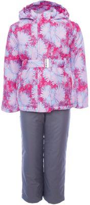 Комплект: куртка и полукомбинезон Николь JICCO BY OLDOS для девочки
