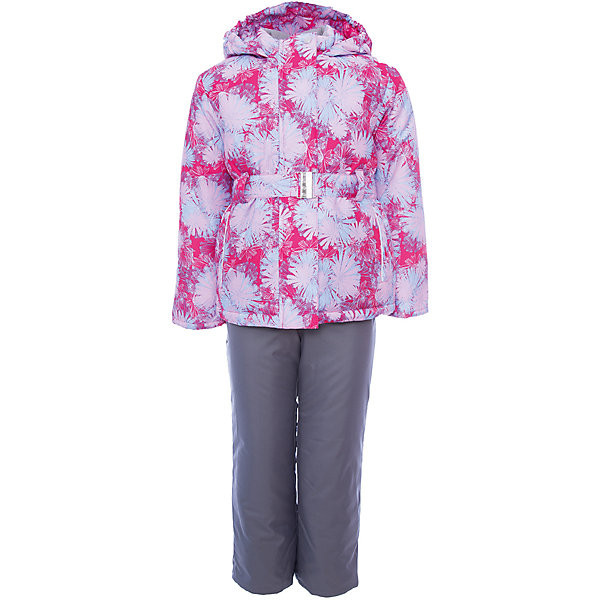Комплект: куртка и полукомбинезон Николь JICCO BY OLDOS для девочкиВерхняя одежда<br>Характеристики товара:<br><br>• цвет: розовый<br>• комплектация: куртка и полукомбинезон<br>• состав ткани: полиэстер<br>• подкладка: флис<br>• утеплитель: Hollofan <br>• сезон: зима<br>• температурный режим: от -30 до 0<br>• плотность утеплителя: куртка - 300 г/м2, полукомбинезон - 150 г/м2<br>• застежка: молния<br>• капюшон: без меха, несъемный<br>• страна бренда: Россия<br>• страна изготовитель: Россия<br><br>Внешняя ткань с водо-грязеотталкивающей пропиткой защитит от непогоды. Гипоаллергенный утеплитель нового поколения HOLLOFAN плотностью 300/150 г/м2 сохраняет тепло и быстро сохнет. Подкладка-флис, в рукавах и брючинах - гладкий полиэстер. Капюшон слитный, карманы на молнии, пояс. <br><br>Изделие прекрасно защитит от ветра и мороза, т.к. имеет ряд особенностей: воротник-стойка с флисовой вставкой, двойная ветрозащитная планка с защитой подбородка. Рукава с отворотом и внутренней трикотажной саморегулирующейся манжетой. Полукомбинезон с широкими эластичными регулируемыми по длине подтяжками, по талии вшита резинка для прилегания. Изделие имеет светоотражающие элементы.<br><br>Комплект: куртка и полукомбинезон Николь Oldos (Олдос) для девочки можно купить в нашем интернет-магазине.<br><br>Ширина мм: 356<br>Глубина мм: 10<br>Высота мм: 245<br>Вес г: 519<br>Цвет: розовый<br>Возраст от месяцев: 18<br>Возраст до месяцев: 24<br>Пол: Женский<br>Возраст: Детский<br>Размер: 92,98,104,110,116,122,128,134<br>SKU: 7016396