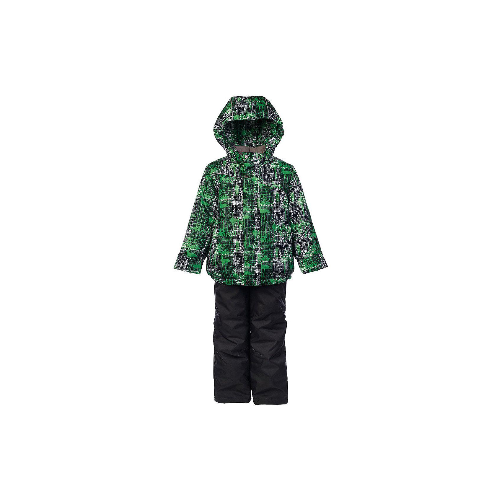 Комплект: куртка и полукомбинезон Джед OLDOS для мальчикаВерхняя одежда<br>Характеристики товара:<br><br>• цвет: серый<br>• комплектация: куртка и полукомбинезон<br>• состав ткани: полиэстер<br>• подкладка: флис<br>• утеплитель: Hollofan <br>• сезон: зима<br>• мембранное покрытие<br>• температурный режим: от -30 до 0<br>• водонепроницаемость: 3000 мм <br>• паропроницаемость: 3000 г/м2<br>• плотность утеплителя: куртка - 300 г/м2, полукомбинезон - 150 г/м2<br>• застежка: молния<br>• капюшон: без меха, несъемный<br>• страна бренда: Россия<br>• страна изготовитель: Россия<br><br>Зимний комплект от бренда Oldos разработан специально для детей. Мембранное покрытие такого детского комплекта - это защита от воды и грязи, износостойкость, за ним легко ухаживать. Мембранный комплект для мальчика дополнен элементами для удобства ребенка: воротник-стойка, двойная ветрозащитная планка с защитой подбородка. <br><br>Комплект: куртка и полукомбинезон Джед Oldos (Олдос) для мальчика можно купить в нашем интернет-магазине.<br><br>Ширина мм: 356<br>Глубина мм: 10<br>Высота мм: 245<br>Вес г: 519<br>Цвет: зеленый<br>Возраст от месяцев: 18<br>Возраст до месяцев: 24<br>Пол: Мужской<br>Возраст: Детский<br>Размер: 92,134,128,122,116,110,104,98<br>SKU: 7016416