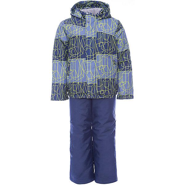 Комплект: куртка и полукомбинезон Сэм JICCO BY OLDOS для мальчикаВерхняя одежда<br>Характеристики товара:<br><br>• цвет: синий<br>• комплектация: куртка и полукомбинезон<br>• состав ткани: полиэстер<br>• подкладка: флис<br>• утеплитель: Hollofan <br>• сезон: зима<br>• температурный режим: от -30 до 0<br>• плотность утеплителя: куртка - 300 г/м2, полукомбинезон - 150 г/м2<br>• застежка: молния<br>• капюшон: без меха, несъемный<br>• страна бренда: Россия<br>• страна изготовитель: Россия<br><br>Прочное покрытие такого детского комплекта - это защита от воды и грязи, износостойкость, за ним легко ухаживать. Зимний комплект для мальчика дополнен элементами для удобства ребенка: воротник-стойка, двойная ветрозащитная планка с защитой подбородка. Зимний комплект от бренда Oldos разработан специально для детей. <br><br>Комплект: куртка и полукомбинезон Сэм Oldos (Олдос) для мальчика можно купить в нашем интернет-магазине.<br>Ширина мм: 356; Глубина мм: 10; Высота мм: 245; Вес г: 519; Цвет: синий; Возраст от месяцев: 96; Возраст до месяцев: 108; Пол: Мужской; Возраст: Детский; Размер: 128,122,116,110,104,98,92,134; SKU: 7016461;