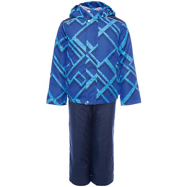 Комплект: куртка и полукомбинезон Гор JICCO BY OLDOS для мальчикаВерхняя одежда<br>Характеристики товара:<br><br>• цвет: голубой<br>• комплектация: куртка и полукомбинезон<br>• состав ткани: полиэстер<br>• подкладка: флис<br>• утеплитель: Hollofan <br>• сезон: зима<br>• температурный режим: от -30 до 0<br>• плотность утеплителя: куртка - 300 г/м2, полукомбинезон - 150 г/м2<br>• застежка: молния<br>• капюшон: без меха, несъемный<br>• страна бренда: Россия<br>• страна изготовитель: Россия<br><br>Внешняя ткань с водо-грязеотталкивающей пропиткой защитит от непогоды. Гипоаллергенный утеплитель нового поколения HOLLOFAN плотностью 300/150 г/м2 сохраняет тепло и быстро сохнет. Подкладка-флис, в рукавах и брючинах - гладкий полиэстер. <br><br>Капюшон слитный, карманы на молнии. Изделие прекрасно защитит от ветра и мороза, т.к. имеет ряд особенностей: воротник-стойка с флисовой вставкой, двойная ветрозащитная планка с защитой подбородка. Рукава с отворотом и внутренней трикотажной саморегулирующейся манжетой. <br><br>Полукомбинезон с широкими эластичными регулируемыми по длине подтяжками, по талии вставлена резинка для прилегания. Изделие имеет светоотражающие элементы. <br><br>Комплект: куртка и полукомбинезон Гор Oldos (Олдос) для мальчика можно купить в нашем интернет-магазине.<br>Ширина мм: 356; Глубина мм: 10; Высота мм: 245; Вес г: 519; Цвет: голубой; Возраст от месяцев: 18; Возраст до месяцев: 24; Пол: Мужской; Возраст: Детский; Размер: 92,140,98,104,110,116,122,128,134; SKU: 7016486;