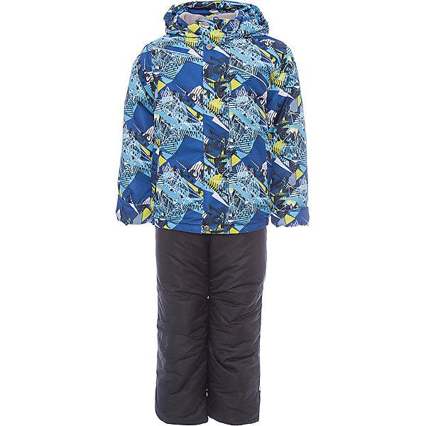 Комплект: куртка и полукомбинезон Альпик JICCO BY OLDOS для мальчикаВерхняя одежда<br>Характеристики товара:<br><br>• цвет: синий<br>• комплектация: куртка и полукомбинезон<br>• состав ткани: полиэстер<br>• подкладка: флис<br>• утеплитель: Hollofan <br>• сезон: зима<br>• температурный режим: от -30 до 0<br>• плотность утеплителя: куртка - 300 г/м2, полукомбинезон - 150 г/м2<br>• застежка: молния<br>• капюшон: без меха, несъемный<br>• страна бренда: Россия<br>• страна изготовитель: Россия<br><br>Внешняя ткань с водо-грязеотталкивающей пропиткой защитит от непогоды. Гипоаллергенный утеплитель нового поколения HOLLOFAN плотностью 300/150 г/м2 сохраняет тепло и быстро сохнет. Подкладка-флис, в рукавах и брючинах - гладкий полиэстер. <br><br>Капюшон слитный, карманы на молнии. Изделие прекрасно защитит от ветра и мороза, т.к. имеет ряд особенностей: воротник-стойка с флисовой вставкой, двойная ветрозащитная планка с защитой подбородка. Рукава с отворотом и внутренней трикотажной саморегулирующейся манжетой. <br><br>Полукомбинезон с широкими эластичными регулируемыми по длине подтяжками, по талии вставлена резинка для прилегания. Изделие имеет светоотражающие элементы. <br><br>Комплект: куртка и полукомбинезон Альпик Oldos (Олдос) для мальчика можно купить в нашем интернет-магазине.<br>Ширина мм: 356; Глубина мм: 10; Высота мм: 245; Вес г: 519; Цвет: синий; Возраст от месяцев: 96; Возраст до месяцев: 108; Пол: Мужской; Возраст: Детский; Размер: 134,92,98,104,110,116,122,128; SKU: 7016513;