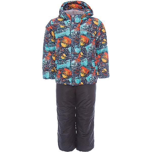 Комплект: куртка и полукомбинезон Джаз JICCO BY OLDOS для мальчикаВерхняя одежда<br>Характеристики товара:<br><br>• цвет: синий<br>• комплектация: куртка и полукомбинезон<br>• состав ткани: полиэстер<br>• подкладка: флис<br>• утеплитель: Hollofan <br>• сезон: зима<br>• температурный режим: от -30 до 0<br>• плотность утеплителя: куртка - 300 г/м2, полукомбинезон - 150 г/м2<br>• застежка: молния<br>• капюшон: без меха, несъемный<br>• страна бренда: Россия<br>• страна изготовитель: Россия<br><br>Внешняя ткань с водо-грязеотталкивающей пропиткой защитит от непогоды. Гипоаллергенный утеплитель нового поколения HOLLOFAN плотностью 300/150 г/м2 сохраняет тепло и быстро сохнет. Подкладка-флис, в рукавах и брючинах - гладкий полиэстер. Капюшон слитный, карманы на молнии. <br><br>Изделие прекрасно защитит от ветра и мороза, т.к. имеет ряд особенностей: воротник-стойка с флисовой вставкой, двойная ветрозащитная планка с защитой подбородка. Рукава с отворотом и внутренней трикотажной саморегулирующейся манжетой. Полукомбинезон с широкими эластичными регулируемыми по длине подтяжками, по талии вставлена резинка для прилегания. Изделие имеет светоотражающие элементы.<br><br>Комплект: куртка и полукомбинезон Джаз Oldos (Олдос) для мальчика можно купить в нашем интернет-магазине.<br><br>Ширина мм: 356<br>Глубина мм: 10<br>Высота мм: 245<br>Вес г: 519<br>Цвет: синий<br>Возраст от месяцев: 18<br>Возраст до месяцев: 24<br>Пол: Мужской<br>Возраст: Детский<br>Размер: 92,134,128,122,116,110,104,98<br>SKU: 7016528