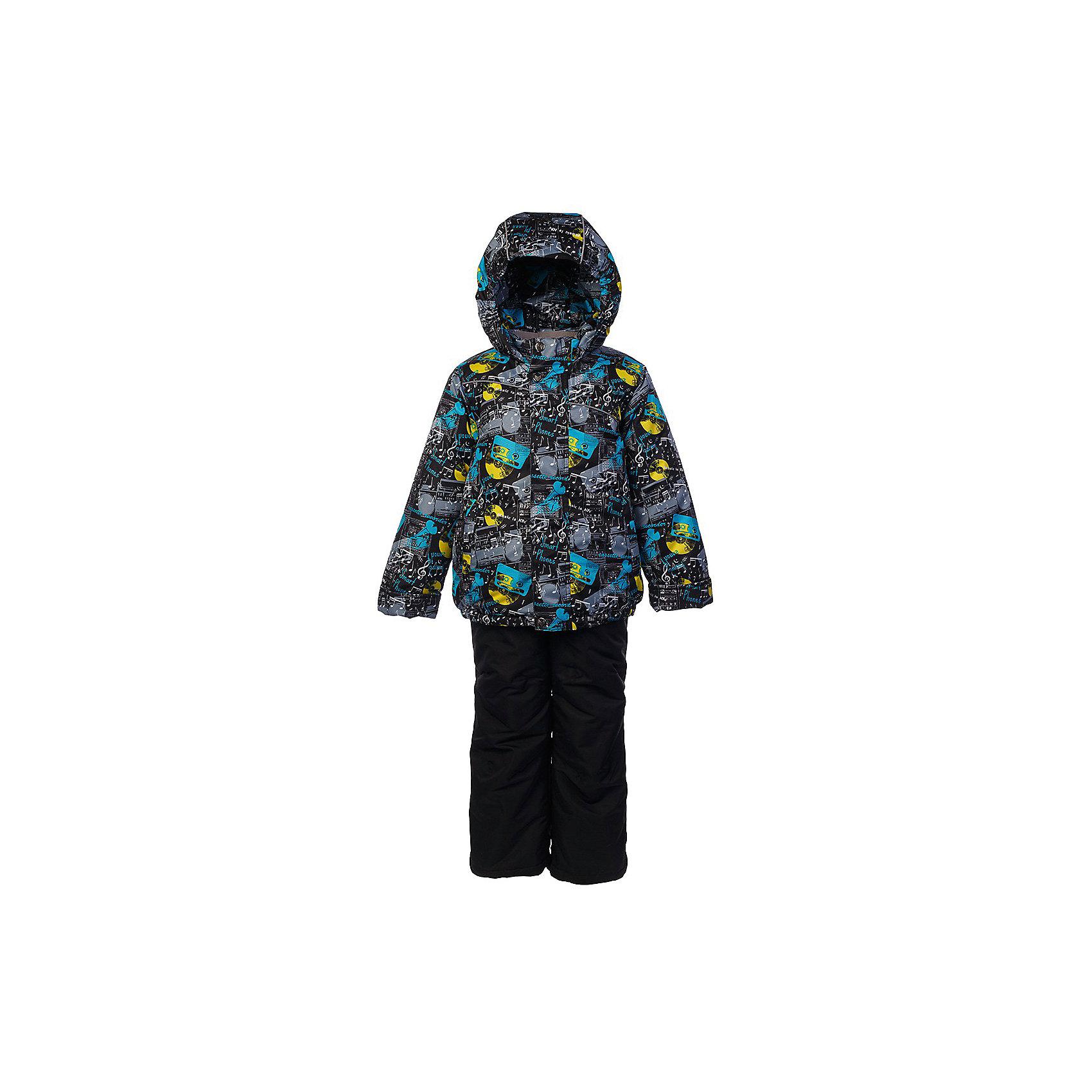 Комплект: куртка и полукомбинезон Джаз OLDOS для мальчикаВерхняя одежда<br>Характеристики товара:<br><br>• цвет: черный<br>• комплектация: куртка и полукомбинезон<br>• состав ткани: полиэстер<br>• подкладка: флис<br>• утеплитель: Hollofan <br>• сезон: зима<br>• мембранное покрытие<br>• температурный режим: от -30 до 0<br>• водонепроницаемость: 3000 мм <br>• паропроницаемость: 3000 г/м2<br>• плотность утеплителя: куртка - 300 г/м2, полукомбинезон - 150 г/м2<br>• застежка: молния<br>• капюшон: без меха, несъемный<br>• страна бренда: Россия<br>• страна изготовитель: Россия<br><br>Высокотехнологичное покрытие такого детского комплекта - это защита от воды и грязи, износостойкость, за ним легко ухаживать. Зимний комплект от бренда Oldos разработан с учетом потребностей детей. Зимний комплект для мальчика дополнен функциональными деталями для удобства ребенка: воротник-стойка, двойная планка от ветра. <br><br>Комплект: куртка и полукомбинезон Джаз Oldos (Олдос) для мальчика можно купить в нашем интернет-магазине.<br><br>Ширина мм: 356<br>Глубина мм: 10<br>Высота мм: 245<br>Вес г: 519<br>Цвет: черный<br>Возраст от месяцев: 18<br>Возраст до месяцев: 24<br>Пол: Мужской<br>Возраст: Детский<br>Размер: 92,134,128,122,116,110,104,98<br>SKU: 7016533