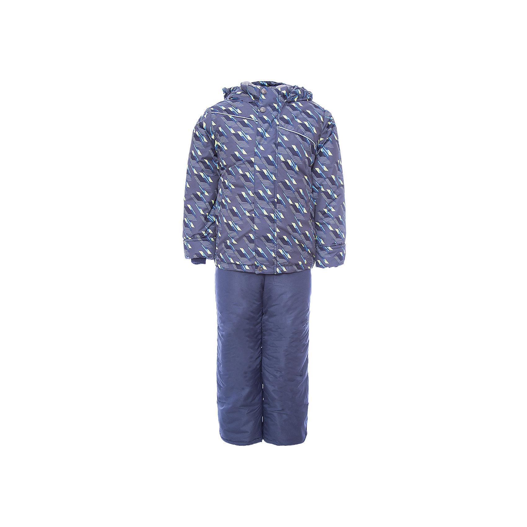 Комплект: куртка и полукомбинезон Генри OLDOS для мальчикаВерхняя одежда<br>Характеристики товара:<br><br>• цвет: серый<br>• комплектация: куртка и полукомбинезон<br>• состав ткани: полиэстер<br>• подкладка: флис<br>• утеплитель: Hollofan <br>• сезон: зима<br>• мембранное покрытие<br>• температурный режим: от -30 до 0<br>• водонепроницаемость: 3000 мм <br>• паропроницаемость: 3000 г/м2<br>• плотность утеплителя: куртка - 300 г/м2, полукомбинезон - 150 г/м2<br>• застежка: молния<br>• капюшон: без меха, несъемный<br>• страна бренда: Россия<br>• страна изготовитель: Россия<br><br>Серый практичный комплект для мальчика дополнен функциональными деталями для удобства ребенка: воротник-стойка, двойная планка от ветра. Высокотехнологичное покрытие такого детского комплекта - это защита от воды и грязи, износостойкость, за ним легко ухаживать. Зимний комплект от бренда Oldos разработан с учетом потребностей детей. <br><br>Комплект: куртка и полукомбинезон Генри Oldos (Олдос) для мальчика можно купить в нашем интернет-магазине.<br><br>Ширина мм: 356<br>Глубина мм: 10<br>Высота мм: 245<br>Вес г: 519<br>Цвет: серый<br>Возраст от месяцев: 84<br>Возраст до месяцев: 96<br>Пол: Мужской<br>Возраст: Детский<br>Размер: 128,134,92,98,104,110,116,122<br>SKU: 7016548