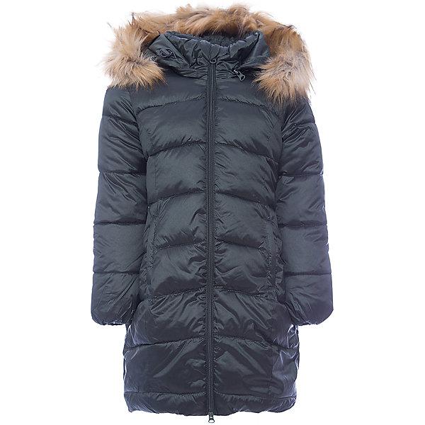 Пальто Лиза OLDOS для девочкиВерхняя одежда<br>Характеристики товара:<br><br>• цвет: зеленый<br>• состав ткани: 42% нейлон, 58% полиэстер, пропитка PU, Teflon<br>• подкладка: флис, полиэстер<br>• утеплитель: искусственный лебяжий пух<br>• сезон: зима<br>• температурный режим: от -35 до 0<br>• застежка: молния<br>• капюшон: с мехом, съемный<br>• страна бренда: Россия<br>• страна изготовитель: Россия<br><br>Пальто для девочки сделано из легких и качественных материалов. В составе ткани верха нейлон, что делает изделие износостойким: не линяет, не протирается при интенсивной эксплуатации и сохраняет презентабельный вид при многократных стирках. Покрытие TEFLON - защита от воды и грязи, за изделием легко ухаживать. Современный утеплитель - лебяжий пух искусственный: легкий, как натуральный, отлично сохраняет тепло, не впитывает влагу, держит и быстро восстанавливает объем, гипоаллергенен. Подкладка – флис, в рукавах - гладкий полиэстер. <br><br>Пальто выполнено в классическом стиле, имеет отстегивающуюся опушку из искусственного меха, карманы, нашивку-потеряшку на подкладке и светоотражающие элементы. Пальто хорошо защищает от ветра и мороза благодаря съемному капюшону с регулировкой объема, воротнику-стойке, ветрозащитной планке с защитой подбородка, внутренним саморегулирующимся трикотажным манжетам в рукавах.<br><br>Пальто Лиза Oldos (Олдос) для девочки можно купить в нашем интернет-магазине.<br>Ширина мм: 356; Глубина мм: 10; Высота мм: 245; Вес г: 519; Цвет: зеленый; Возраст от месяцев: 144; Возраст до месяцев: 156; Пол: Женский; Возраст: Детский; Размер: 158,128,134,140,146,152; SKU: 7016565;