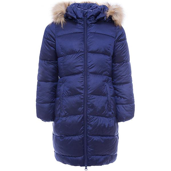 Пальто Лиза OLDOS для девочкиВерхняя одежда<br>Характеристики товара:<br><br>• цвет: черный<br>• состав ткани: 42% нейлон, 58% полиэстер, пропитка PU, Teflon<br>• подкладка: флис, полиэстер<br>• утеплитель: искусственный лебяжий пух<br>• сезон: зима<br>• температурный режим: от -35 до 0<br>• застежка: молния<br>• капюшон: с мехом, съемный<br>• страна бренда: Россия<br>• страна изготовитель: Россия<br><br>Пальто для девочки сделано из легких и качественных материалов. В составе ткани верха нейлон, что делает изделие износостойким: не линяет, не протирается при интенсивной эксплуатации и сохраняет презентабельный вид при многократных стирках. Покрытие TEFLON - защита от воды и грязи, за изделием легко ухаживать. Современный утеплитель - лебяжий пух искусственный: легкий, как натуральный, отлично сохраняет тепло, не впитывает влагу, держит и быстро восстанавливает объем, гипоаллергенен. Подкладка – флис, в рукавах - гладкий полиэстер. <br><br>Пальто выполнено в классическом стиле, имеет отстегивающуюся опушку из искусственного меха, карманы, нашивку-потеряшку на подкладке и светоотражающие элементы. Пальто хорошо защищает от ветра и мороза благодаря съемному капюшону с регулировкой объема, воротнику-стойке, ветрозащитной планке с защитой подбородка, внутренним саморегулирующимся трикотажным манжетам в рукавах.<br><br>Пальто Лиза Oldos (Олдос) для девочки можно купить в нашем интернет-магазине.<br>Ширина мм: 356; Глубина мм: 10; Высота мм: 245; Вес г: 519; Цвет: синий; Возраст от месяцев: 84; Возраст до месяцев: 96; Пол: Женский; Возраст: Детский; Размер: 128,158,152,146,140,134; SKU: 7016572;