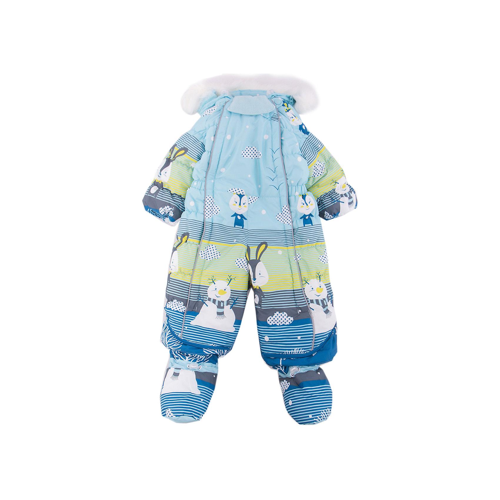 Комбинезон-трансформер Леви OLDOS для мальчикаВерхняя одежда<br>Характеристики товара:<br><br>• цвет: синий<br>• состав ткани: 100% полиэстер, пропитка PU, Teflon<br>• подкладка: хлопок<br>• утеплитель: Hollofan 200 г/м2<br>• подстежка: 60% овечья шерсть<br>• сезон: зима<br>• температурный режим: от -35 до 0<br>• застежка: молния<br>• капюшон: с мехом, несъемный<br>• пинетки, варежки и опушка отстегиваются<br>• трансформируется в конверт<br>• подстежка в комплекте<br>• страна бренда: Россия<br>• страна изготовитель: Россия<br><br>Поверхность такого детского комбинезона-трансформера усилен специальной пропиткой. Мягкая подкладка детского комбинезона для зимы приятна на ощупь. На этом детском комбинезоне-трансформере есть светоотражающие элементы, съемные эластичные штрипки, внутренние трикотажные манжеты в рукавах, он дополнен съемными пинетками и варежками. <br><br>Комбинезон-трансформер Леви Oldos (Олдос) для мальчика можно купить в нашем интернет-магазине.<br><br>Ширина мм: 356<br>Глубина мм: 10<br>Высота мм: 245<br>Вес г: 519<br>Цвет: синий<br>Возраст от месяцев: 12<br>Возраст до месяцев: 18<br>Пол: Мужской<br>Возраст: Детский<br>Размер: 86,74,80<br>SKU: 7016639