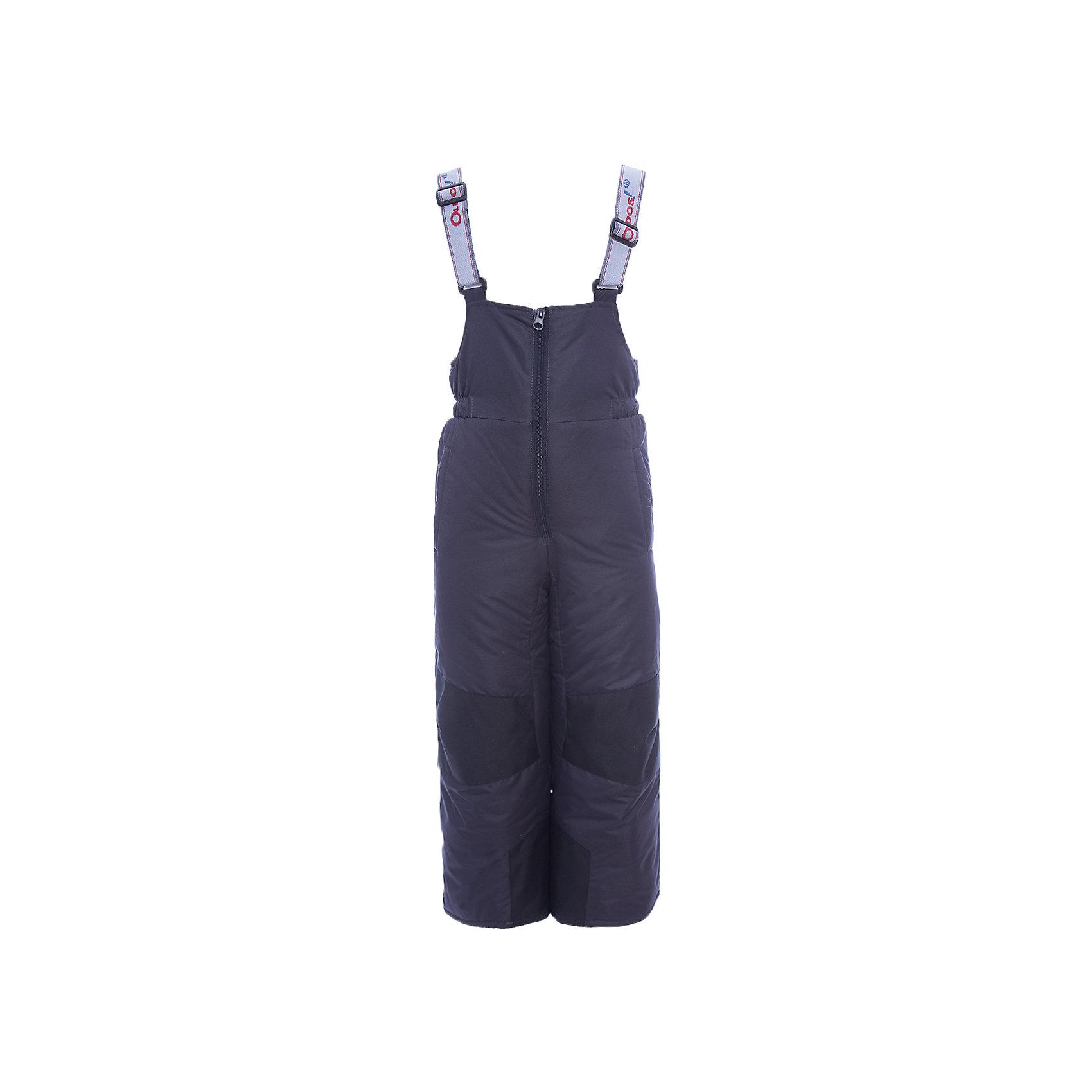 Полукомбинезон Зима OLDOS для мальчикаВерхняя одежда<br>Характеристики товара:<br><br>• цвет: синий<br>• состав ткани: 100% полиэстер, пропитка PU, Teflon<br>• подкладка: полиэстер<br>• утеплитель: Hollofan 200 г/м2<br>• сезон: зима<br>• температурный режим: от -35 до 0<br>• застежка: молния<br>• усиление брючин износостойкой тканью<br>• страна бренда: Россия<br>• страна изготовитель: Россия<br><br>Этот теплый детский полукомбинезон снабжен застежкой молнией и удобными регулируемыми лямками. Практичный зимний полукомбинезон для ребенка усилен износостойкими накладками. Верх этого детского полукомбинезона - с пропиткой от грязи и влаги. Гладкая подкладка детского полукомбинезона позволяет легко его надевать и снимать. <br><br>Полукомбинезон Зима Oldos (Олдос) для мальчика можно купить в нашем интернет-магазине.<br><br>Ширина мм: 215<br>Глубина мм: 88<br>Высота мм: 191<br>Вес г: 336<br>Цвет: темно-синий<br>Возраст от месяцев: 36<br>Возраст до месяцев: 48<br>Пол: Мужской<br>Возраст: Детский<br>Размер: 98,92,134,128,122,116,110,104<br>SKU: 7016673