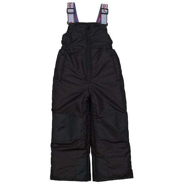 Полукомбинезон Зима OLDOSВерхняя одежда<br>Характеристики товара:<br><br>• цвет: черный<br>• состав ткани: 100% полиэстер, пропитка PU, Teflon<br>• подкладка: полиэстер<br>• утеплитель: Hollofan 200 г/м2<br>• сезон: зима<br>• температурный режим: от -35 до 0<br>• застежка: молния<br>• усиление брючин износостойкой тканью<br>• страна бренда: Россия<br>• страна изготовитель: Россия<br><br>Черный полукомбинезон для ребенка позволяет создать комфортный микроклимат даже в сильные холода. Теплый полукомбинезон дополнен удобными регулируемыми лямками. Гладкая подкладка детского полукомбинезона позволяет легко его надевать и снимать. Верх этого детского полукомбинезона - с пропиткой от грязи и влаги. <br><br>Полукомбинезон Зима Oldos (Олдос) можно купить в нашем интернет-магазине.<br><br>Ширина мм: 215<br>Глубина мм: 88<br>Высота мм: 191<br>Вес г: 336<br>Цвет: черный<br>Возраст от месяцев: 18<br>Возраст до месяцев: 24<br>Пол: Унисекс<br>Возраст: Детский<br>Размер: 92,134,128,122,116,110,104,98<br>SKU: 7016678