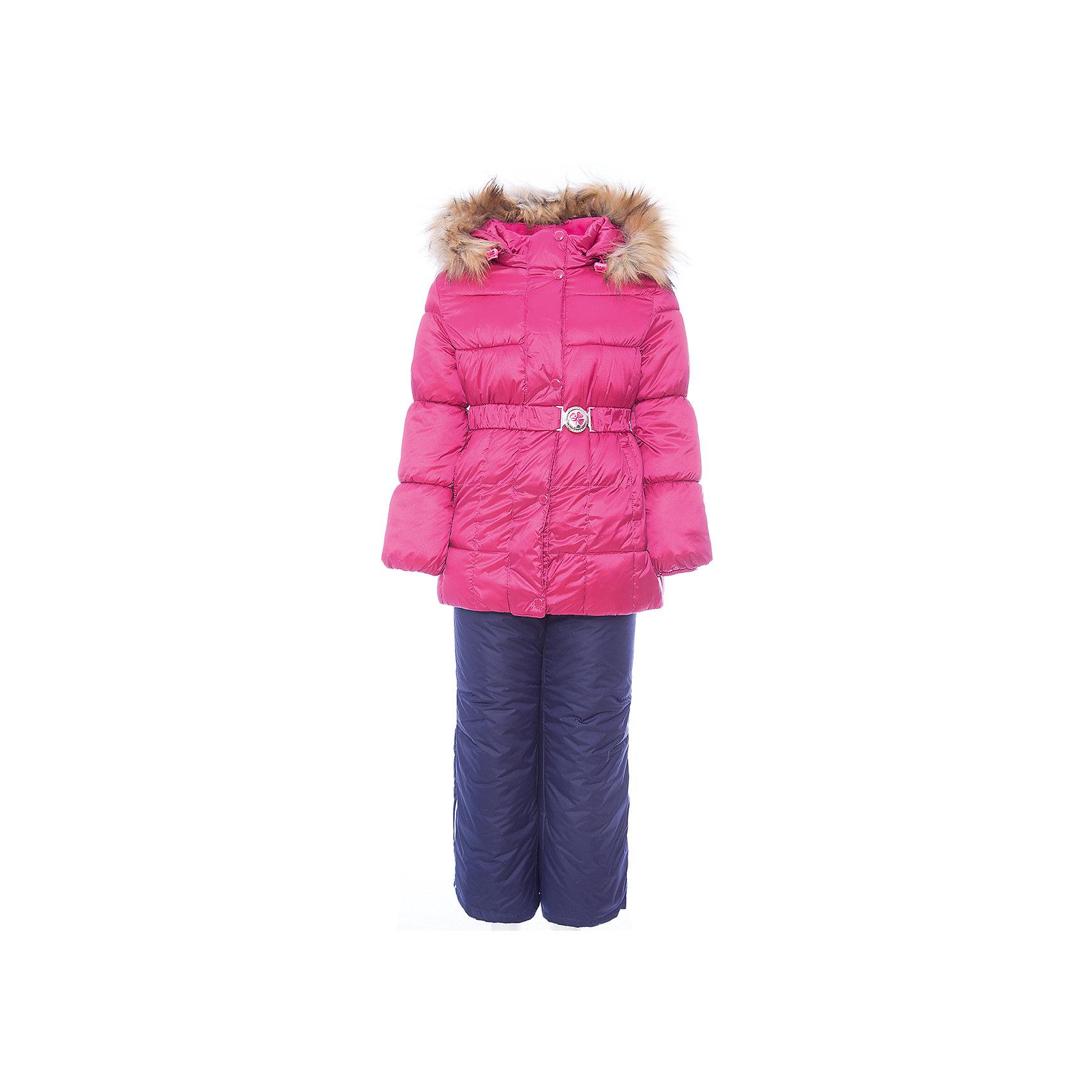 Комплект: куртка и полукомбинезон Фания OLDOS для девочкиВерхняя одежда<br>Характеристики товара:<br><br>• цвет: розовый<br>• комплектация: куртка и полукомбинезон<br>• состав ткани: 42% нейлон, 58% полиэстер, пропитка PU, Teflon<br>• подкладка: флис, полиэстер<br>• утеплитель: куртка - искусственный лебяжий пух, полукомбинезон - Hollofan 200 г/м2<br>• сезон: зима<br>• температурный режим: от -35 до 0<br>• застежка: молния<br>• капюшон: с мехом, съемный<br>• страна бренда: Россия<br>• страна изготовитель: Россия<br><br>Высокотехнологичное покрытие такого детского комплекта - это защита от воды и грязи, износостойкость, за ним легко ухаживать. Зимний комплект от бренда Oldos разработан с учетом потребностей детей. Зимний комплект для девочки дополнен функциональными деталями для удобства ребенка: регулирующиеся подтяжки, капюшон, планка от ветра. <br><br>Комплект: куртка и полукомбинезон Фания Oldos (Олдос) для девочки можно купить в нашем интернет-магазине.<br><br>Ширина мм: 356<br>Глубина мм: 10<br>Высота мм: 245<br>Вес г: 519<br>Цвет: розовый<br>Возраст от месяцев: 36<br>Возраст до месяцев: 48<br>Пол: Женский<br>Возраст: Детский<br>Размер: 104,140,134,128,122,116,110<br>SKU: 7016729