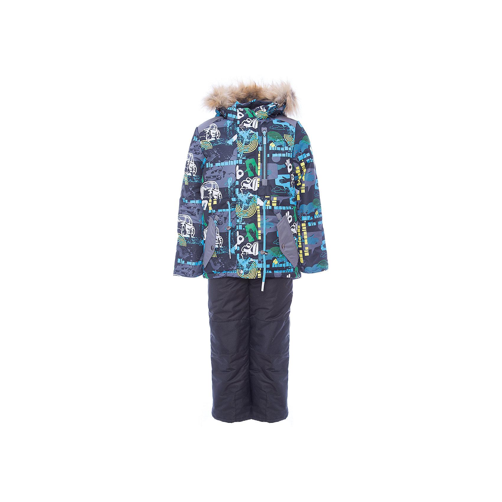 Комплект: куртка и полукомбинезон Лазер OLDOS для мальчикаВерхняя одежда<br>Характеристики товара:<br><br>• цвет: серый<br>• комплектация: куртка и полукомбинезон<br>• состав ткани: 100% полиэстер, пропитка PU, Teflon<br>• подкладка: хлопок, полиэстер<br>• утеплитель: Hollofan 250/200 г/м2<br>• подстежка: 60% шерсть, 40% полиэстер<br>• сезон: зима<br>• температурный режим: от -35 до 0<br>• застежка: молния<br>• капюшон: с мехом, съемный<br>• подстежка в комплекте<br>• страна бренда: Россия<br>• страна изготовитель: Россия<br><br>Подкладка зимнего комплекта комбинированная: хлопок и полиэстер. Зимний костюм для мальчика дополнен элементами, помогающими скорректировать размер точно под ребенка. Теплый комплект для мальчика отлично подходит для суровой русской зимы благодаря хорошему утеплителю и пропитке верха от влаги и грязи. <br><br>Комплект: куртка и полукомбинезон Лазер Oldos (Олдос) для мальчика можно купить в нашем интернет-магазине.<br><br>Ширина мм: 356<br>Глубина мм: 10<br>Высота мм: 245<br>Вес г: 519<br>Цвет: серый<br>Возраст от месяцев: 84<br>Возраст до месяцев: 96<br>Пол: Мужской<br>Возраст: Детский<br>Размер: 128,92,98,104,110,116,122<br>SKU: 7016781