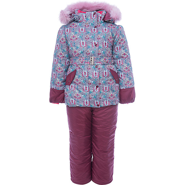 Комплект: куртка и полукомбинезон Адель OLDOS для девочкиВерхняя одежда<br>Характеристики товара:<br><br>• цвет: бордовый<br>• комплектация: куртка и полукомбинезон<br>• состав ткани: 100% полиэстер, пропитка Teflon<br>• подкладка: хлопок, полиэстер<br>• утеплитель: Hollofan 250/200 г/м2<br>• подстежка: 60% шерсть, 40% полиэстер<br>• сезон: зима<br>• температурный режим: от -35 до 0<br>• застежка: молния<br>• капюшон: с мехом, съемный<br>• подстежка в комплекте<br>• страна бренда: Россия<br>• страна изготовитель: Россия<br><br>Подкладка зимнего комплекта сделана из хлопка и полиэстера, приятных на ощупь. Зимний костюм для девочки дополнен элементами, помогающими скорректировать размер точно под ребенка. Теплый комплект для девочки отлично подходит для суровой русской зимы благодаря хорошему утеплителю и пропитке верха от влаги и грязи. <br><br>Комплект: куртка и полукомбинезон Адель Oldos (Олдос) для девочки можно купить в нашем интернет-магазине.<br>Ширина мм: 356; Глубина мм: 10; Высота мм: 245; Вес г: 519; Цвет: бордовый; Возраст от месяцев: 48; Возраст до месяцев: 60; Пол: Женский; Возраст: Детский; Размер: 110,104,134,128,122,116; SKU: 7016841;