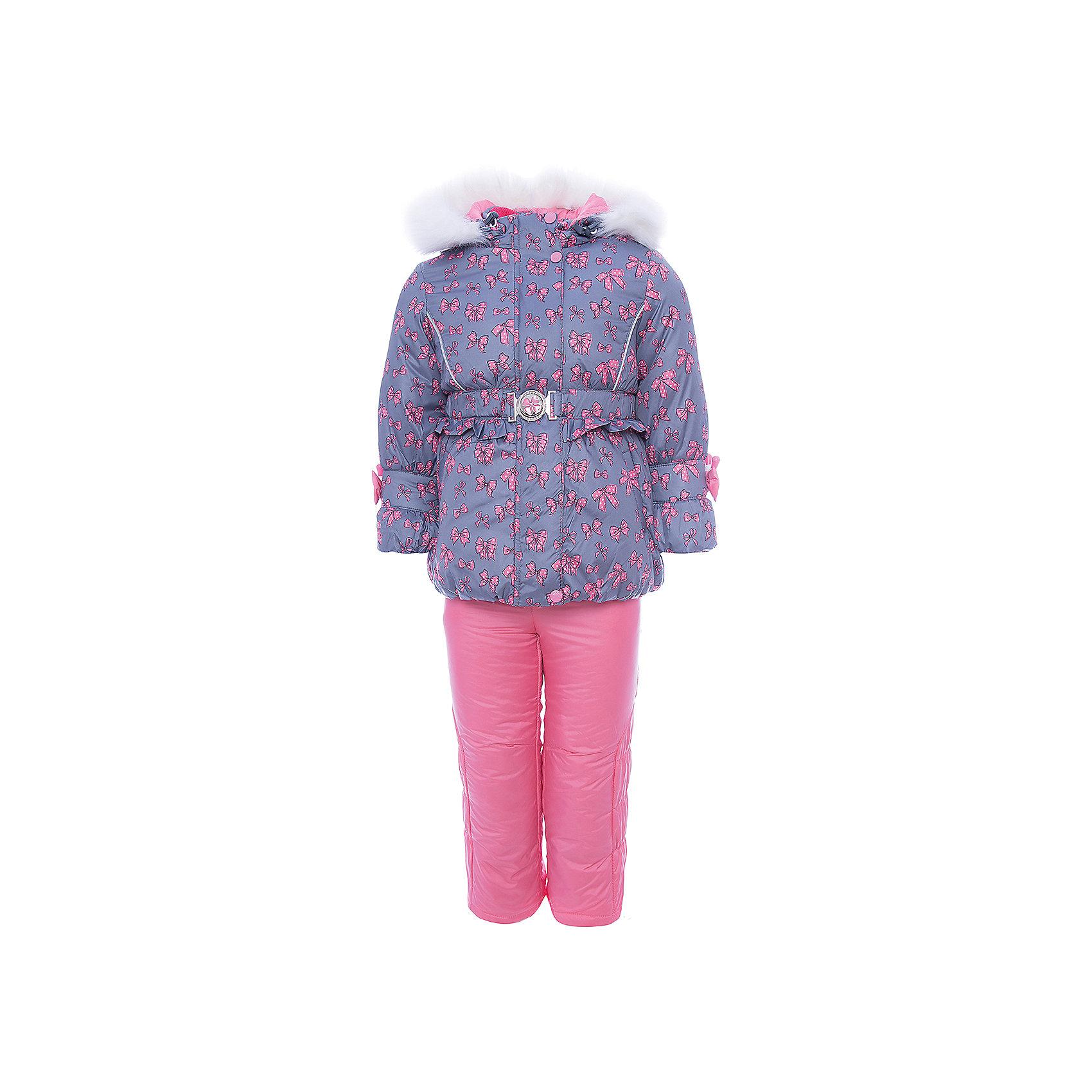 Комплект: куртка и полукомбинезон Арина OLDOS для девочкиВерхняя одежда<br>Характеристики товара:<br><br>• цвет: серый<br>• комплектация: куртка и полукомбинезон<br>• состав ткани: 100% полиэстер, пропитка Teflon<br>• подкладка: хлопок, полиэстер<br>• утеплитель: Hollofan 250/200 г/м2<br>• подстежка: 60% шерсть, 40% полиэстер<br>• сезон: зима<br>• температурный режим: от -35 до 0<br>• застежка: молния<br>• капюшон: с мехом, съемный<br>• подстежка в комплекте<br>• страна бренда: Россия<br>• страна изготовитель: Россия<br><br>Зимний комплект сделан из качественных материалов. Такой костюм для девочки дополнен шерстяной подстежкой. Комплект для девочки дополнен удобными эластичными регулируемыми подтяжками, капюшоном, планкой и внутренней манжетой. Зимний детский комплект обеспечит тепло и комфорт в холода.<br><br>Комплект: куртка и полукомбинезон Арина Oldos (Олдос) для девочки можно купить в нашем интернет-магазине.<br><br>Ширина мм: 356<br>Глубина мм: 10<br>Высота мм: 245<br>Вес г: 519<br>Цвет: серый<br>Возраст от месяцев: 6<br>Возраст до месяцев: 9<br>Пол: Женский<br>Возраст: Детский<br>Размер: 74,104,98,92,86,80<br>SKU: 7016848