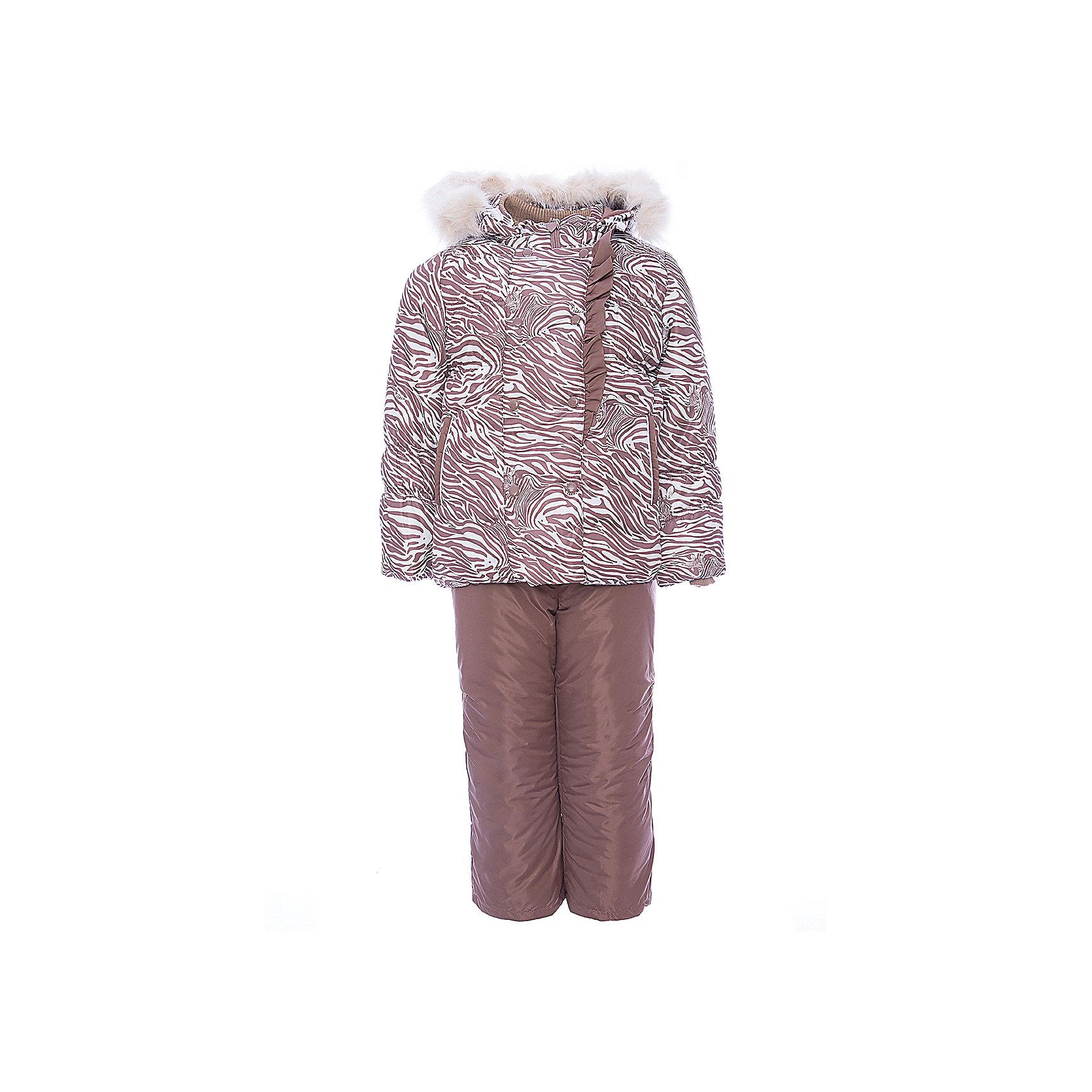 Комплект: куртка и полукомбинезон Берта OLDOS для девочкиВерхняя одежда<br>Характеристики товара:<br><br>• цвет: коричневый<br>• комплектация: куртка и полукомбинезон<br>• состав ткани: 100% полиэстер, пропитка Teflon<br>• подкладка: хлопок, полиэстер<br>• утеплитель: Hollofan 250/200 г/м2<br>• подстежка: 60% шерсть, 40% полиэстер<br>• сезон: зима<br>• температурный режим: от -35 до 0<br>• застежка: молния<br>• капюшон: с мехом, съемный<br>• подстежка в комплекте<br>• страна бренда: Россия<br>• страна изготовитель: Россия<br><br>Зимний комплект для девочки дополнен удобными карманами регулируемыми подтяжками, капюшоном, планкой и внутренней манжетой. Этот детский комплект обеспечит тепло и комфорт даже в сильные холода. Зимний комплект сделан из качественных материалов. Такой костюм для девочки дополнен шерстяной подстежкой. <br><br>Комплект: куртка и полукомбинезон Берта Oldos (Олдос) для девочки можно купить в нашем интернет-магазине.<br><br>Ширина мм: 356<br>Глубина мм: 10<br>Высота мм: 245<br>Вес г: 519<br>Цвет: коричневый<br>Возраст от месяцев: 12<br>Возраст до месяцев: 18<br>Пол: Женский<br>Возраст: Детский<br>Размер: 86,116,110,92,104,98<br>SKU: 7016890
