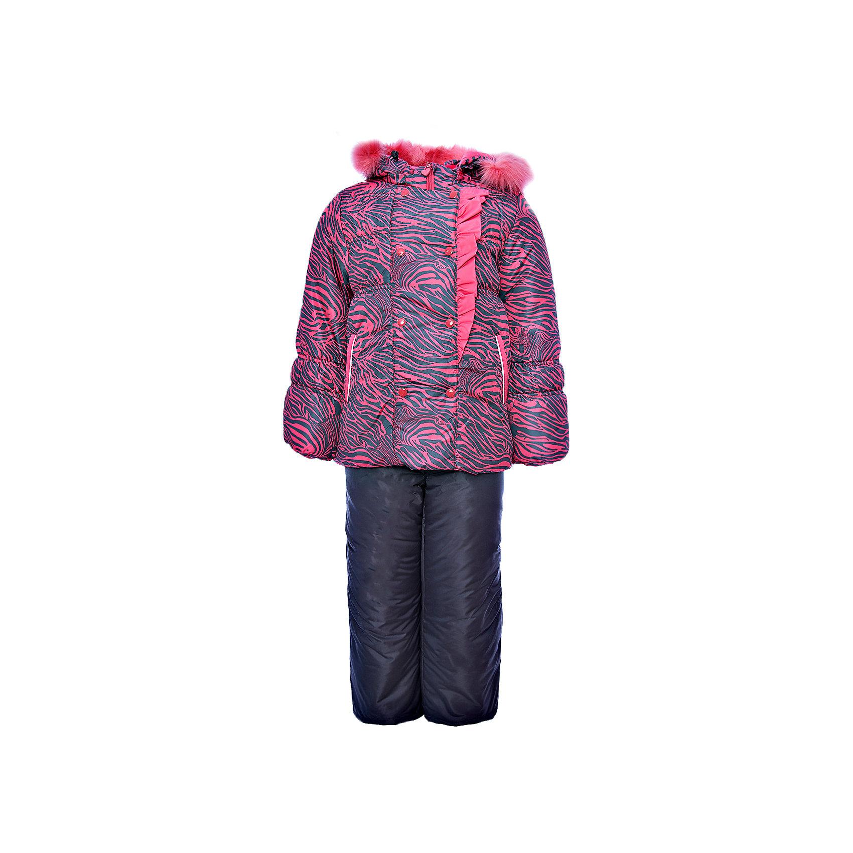 Комплект: куртка и полукомбинезон Берта OLDOS для девочкиВерхняя одежда<br>Характеристики товара:<br><br>• цвет: розовый<br>• комплектация: куртка и полукомбинезон<br>• состав ткани: 100% полиэстер, пропитка Teflon<br>• подкладка: хлопок, полиэстер<br>• утеплитель: Hollofan 250/200 г/м2<br>• подстежка: 60% шерсть, 40% полиэстер<br>• сезон: зима<br>• температурный режим: от -35 до 0<br>• застежка: молния<br>• капюшон: с мехом, съемный<br>• подстежка в комплекте<br>• страна бренда: Россия<br>• страна изготовитель: Россия<br><br>Обеспечить ребенку тепло и комфорт в мороз поможет такой теплый костюм для девочки. Этот зимний комплект состоит из куртки и удобного полукомбинезона. Подкладка зимнего комплекта комбинированная: хлопок и полиэстер. Зимний костюм для девочки дополнен элементами, помогающими скорректировать размер точно под ребенка. <br><br>Комплект: куртка и полукомбинезон Берта Oldos (Олдос) для девочки можно купить в нашем интернет-магазине.<br><br>Ширина мм: 356<br>Глубина мм: 10<br>Высота мм: 245<br>Вес г: 519<br>Цвет: розовый<br>Возраст от месяцев: 60<br>Возраст до месяцев: 72<br>Пол: Женский<br>Возраст: Детский<br>Размер: 116,86,92,98,104,110<br>SKU: 7016897