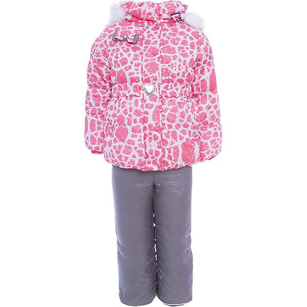 Комплект: куртка и полукомбинезон Айрис OLDOS для девочкиВерхняя одежда<br>Характеристики товара:<br><br>• цвет: розовый<br>• комплектация: куртка и полукомбинезон<br>• состав ткани: 100% полиэстер, пропитка Teflon<br>• подкладка: хлопок, полиэстер<br>• утеплитель: Hollofan 250/200 г/м2<br>• подстежка: 60% шерсть, 40% полиэстер<br>• сезон: зима<br>• температурный режим: от -35 до 0<br>• застежка: молния<br>• капюшон: с мехом, съемный<br>• подстежка в комплекте<br>• страна бренда: Россия<br>• страна изготовитель: Россия<br><br>Теплый и удобный костюм отлично согревает благодаря хорошему утеплителю и пропитке верха от влаги и грязи. Подкладка зимнего комплекта сделана из хлопка и полиэстера, приятных на ощупь. Зимний костюм для девочки дополнен элементами, помогающими скорректировать размер под рост ребенка. Теплый комплект для девочки симпатично смотрится и удобно сидит. <br><br>Комплект: куртка и полукомбинезон Айрис Oldos (Олдос) для девочки можно купить в нашем интернет-магазине.<br><br>Ширина мм: 356<br>Глубина мм: 10<br>Высота мм: 245<br>Вес г: 519<br>Цвет: розовый<br>Возраст от месяцев: 6<br>Возраст до месяцев: 9<br>Пол: Женский<br>Возраст: Детский<br>Размер: 74,104,98,92,86,80<br>SKU: 7016904