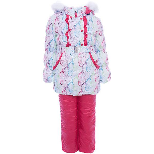 Комплект: куртка и полукомбинезон Симона OLDOS для девочкиВерхняя одежда<br>Характеристики товара:<br><br>• цвет: розовый<br>• комплектация: куртка и полукомбинезон<br>• состав ткани: 100% полиэстер, пропитка Teflon<br>• подкладка: хлопок, полиэстер<br>• утеплитель: Hollofan 250/200 г/м2<br>• подстежка: 60% шерсть, 40% полиэстер<br>• сезон: зима<br>• температурный режим: от -35 до 0<br>• застежка: молния<br>• капюшон: с мехом, съемный<br>• подстежка в комплекте<br>• страна бренда: Россия<br>• страна изготовитель: Россия<br><br>Этот зимний комплект состоит из куртки и удобного полукомбинезона, также с ним идет шерстяная подстежка. Обеспечить ребенку тепло и комфорт в мороз поможет такой теплый костюм для девочки. Подкладка зимнего комплекта комбинированная: хлопок и полиэстер. Зимний костюм для девочки дополнен элементами, помогающими скорректировать размер точно под ребенка. <br><br>Комплект: куртка и полукомбинезон Симона Oldos (Олдос) для девочки можно купить в нашем интернет-магазине.<br>Ширина мм: 356; Глубина мм: 10; Высота мм: 245; Вес г: 519; Цвет: розовый; Возраст от месяцев: 60; Возраст до месяцев: 72; Пол: Женский; Возраст: Детский; Размер: 116,86,92,98,104,110; SKU: 7016918;